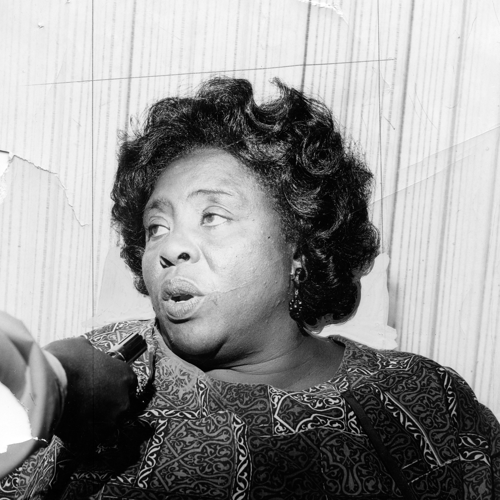 Historic Fannie Lou Hamer Tells You Why Black Folks ... |Fannie Lou Hamer