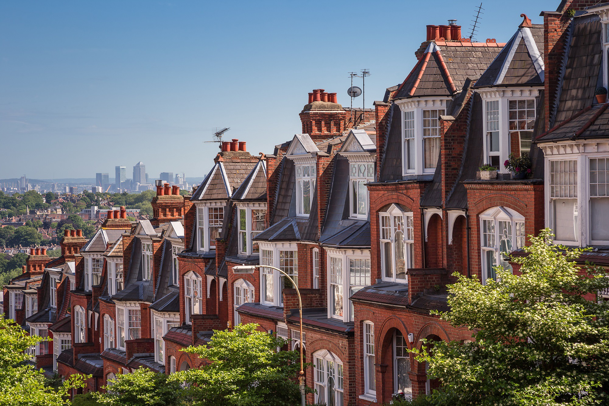 A Prouv Of Plumbing Rogers Rewiring But What Was The How Much Does Your House Cost An Estate Agent Shot Muswell Hill London Hills Housing Would Not Lend Itself To Such Agents