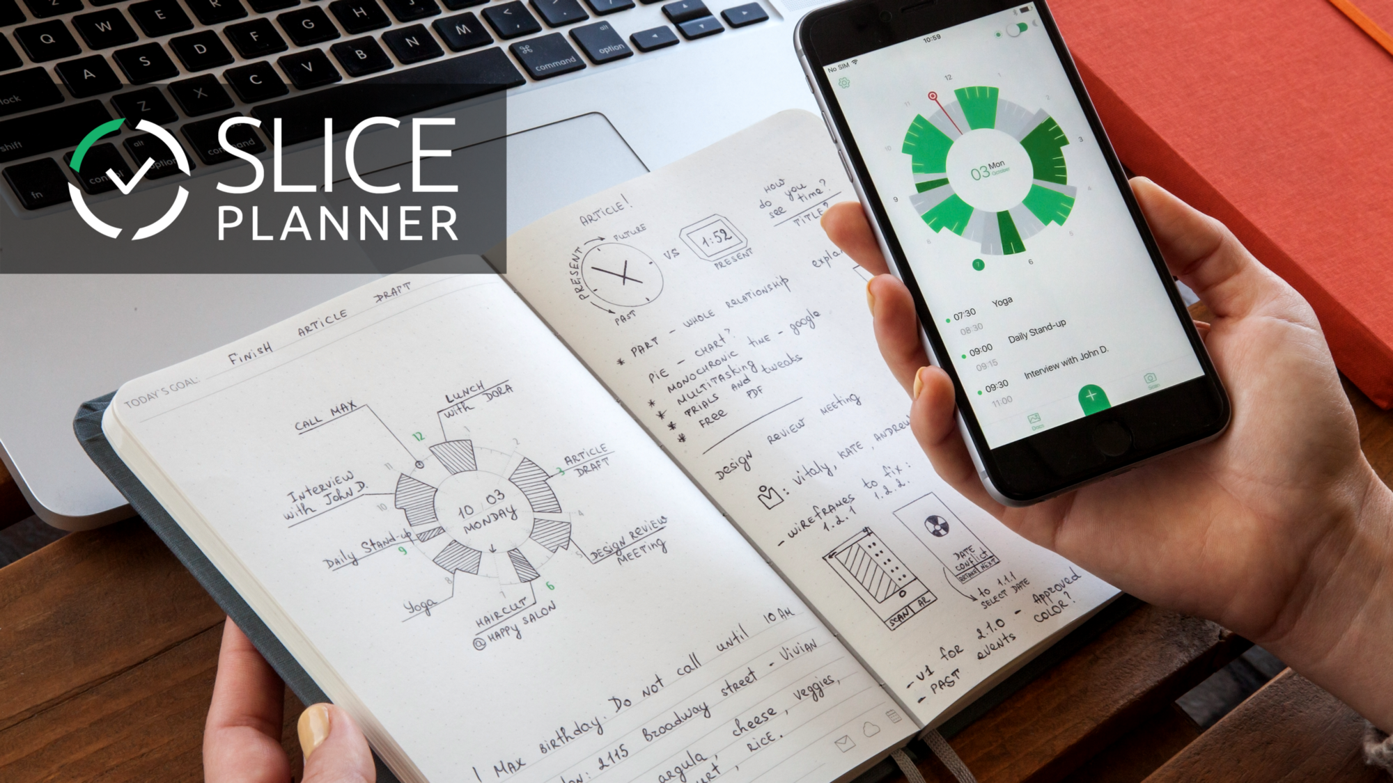 "Calendar Vs Planner : How we solved the eternal ""paper planners vs digital"