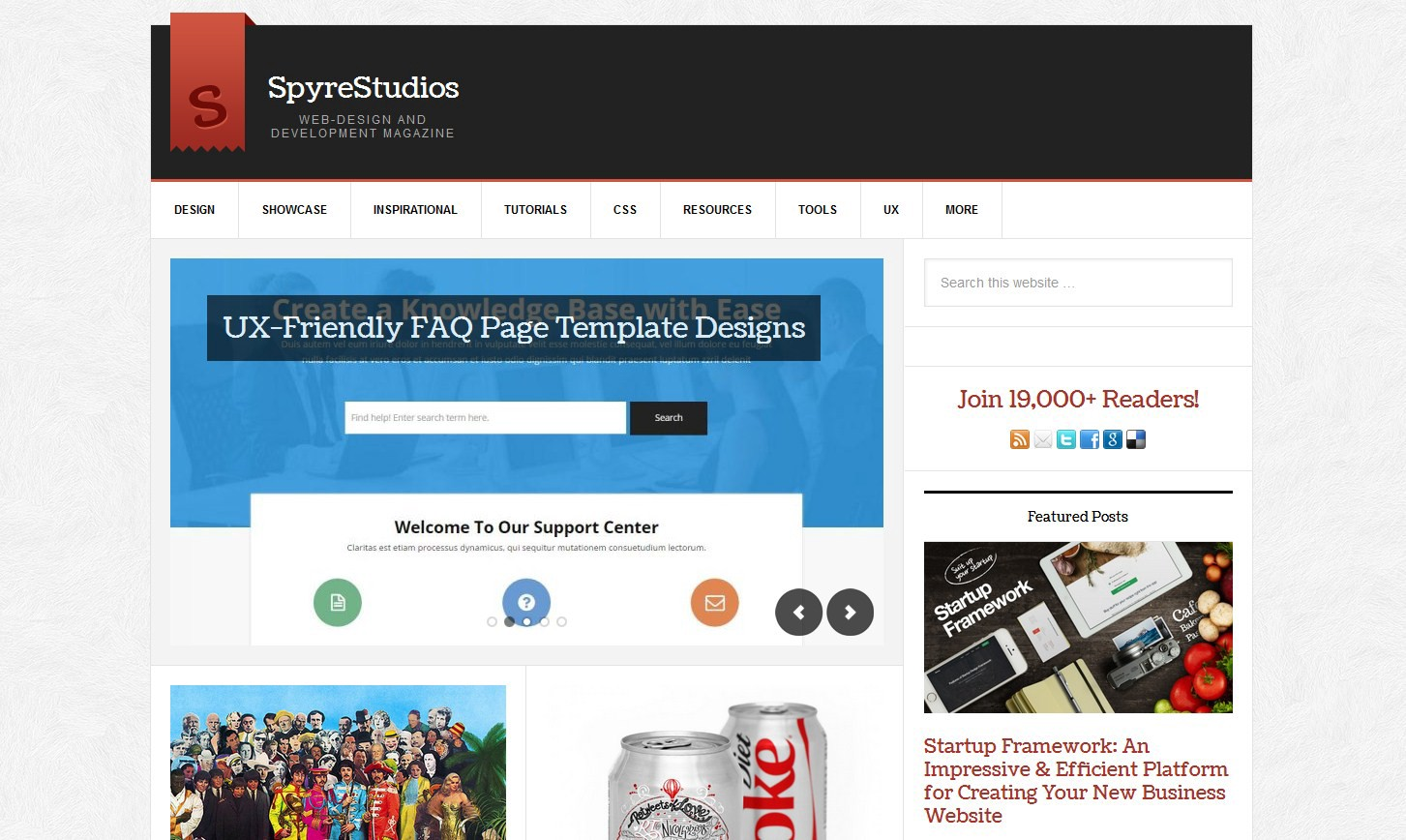 Top blogs about web design and web development web development this is a web design and development magazine with lots of articles and tutorials categories include design showcase inspirational tutorials css baditri Images