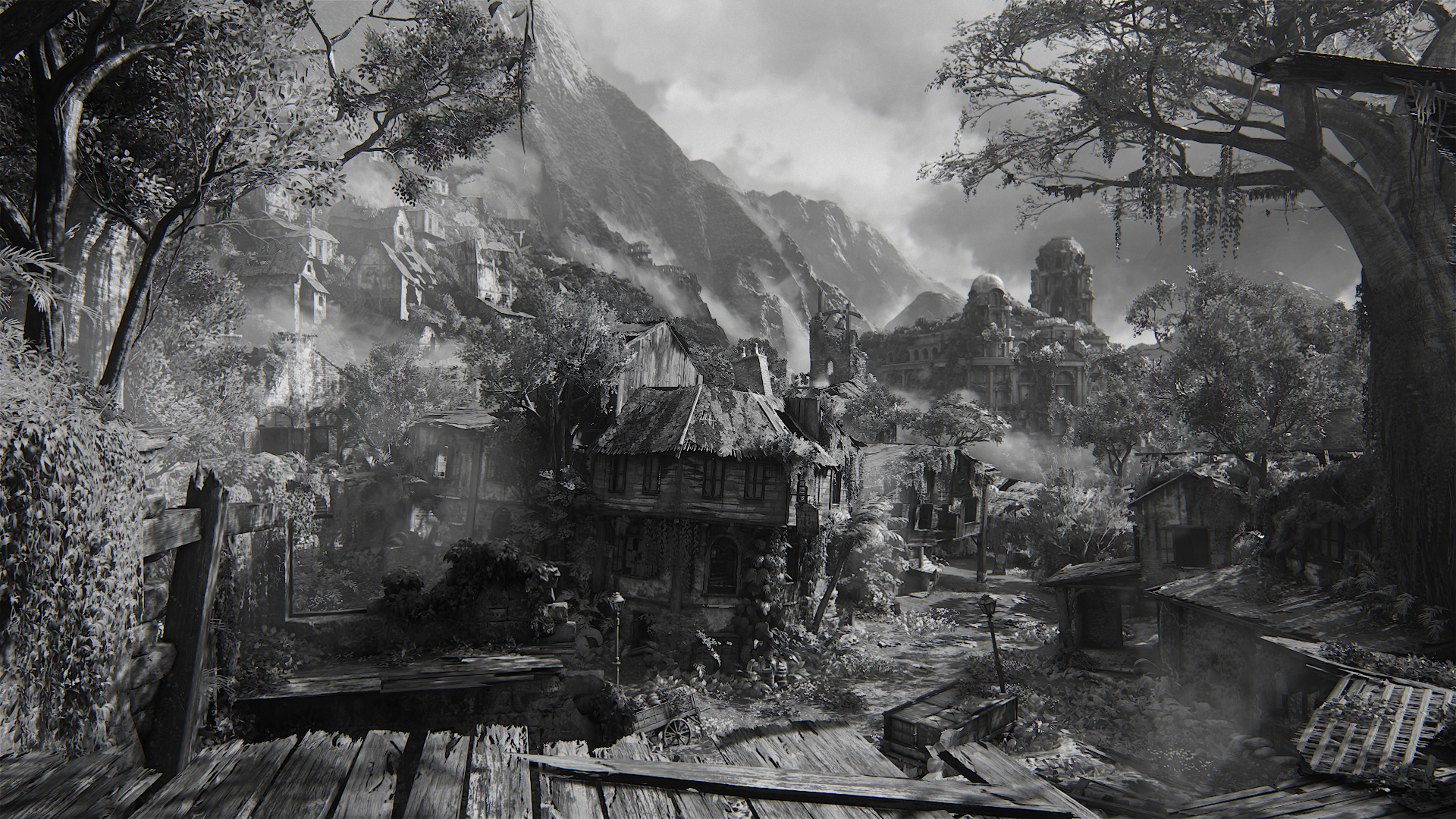 Libertalia Is Spectacularly Realized In Uncharted 4