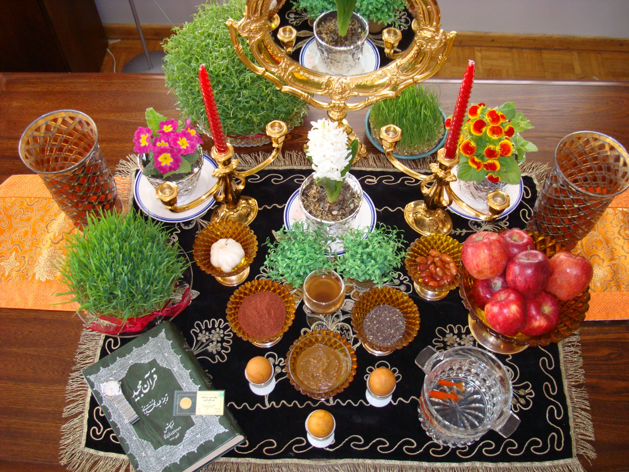 Persian New Year is around the corner! – Sina Meraji – Medium