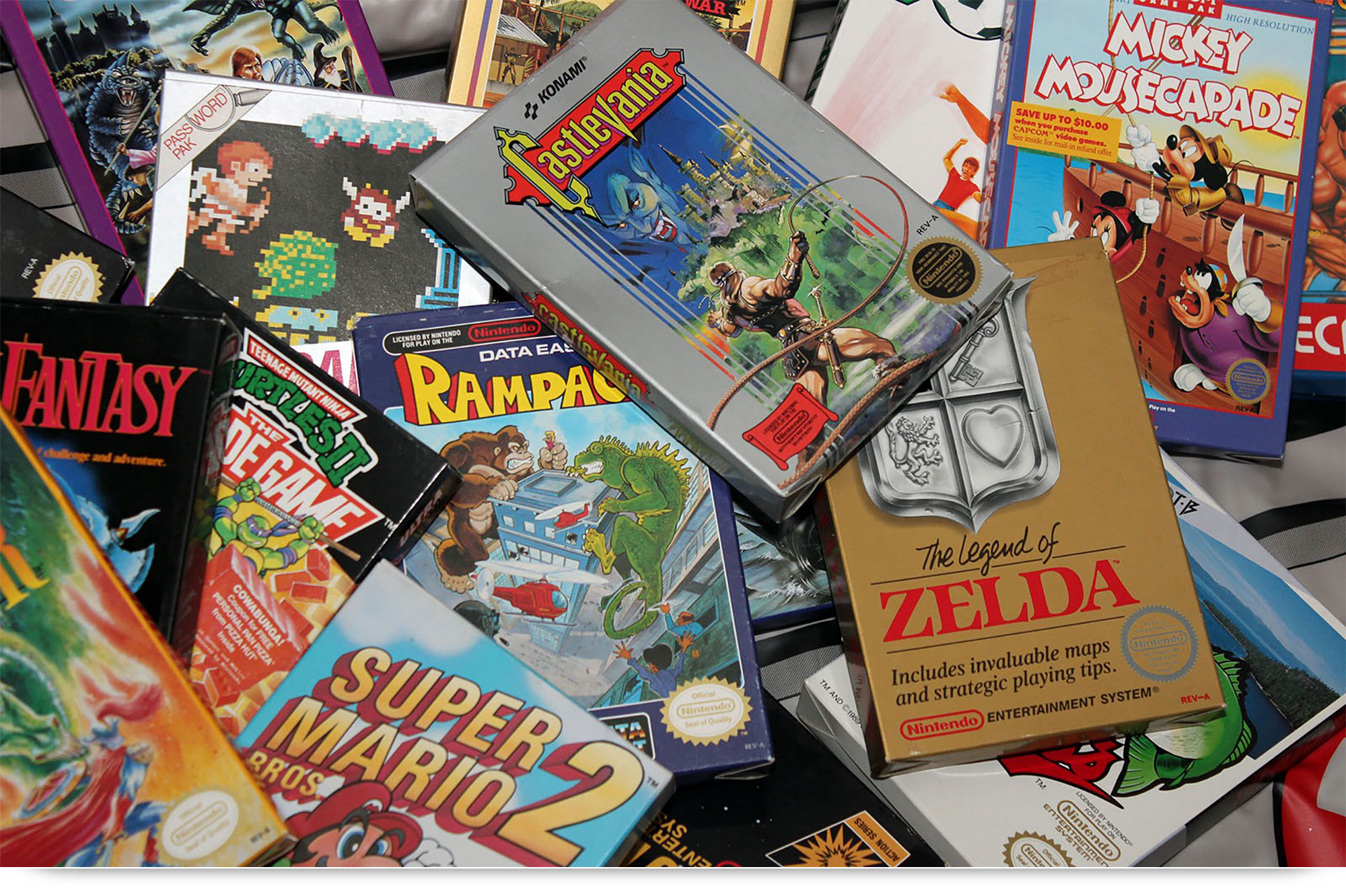 The Slow and Silent Death of the Video Game Manual – Super Jump Magazine –  Medium