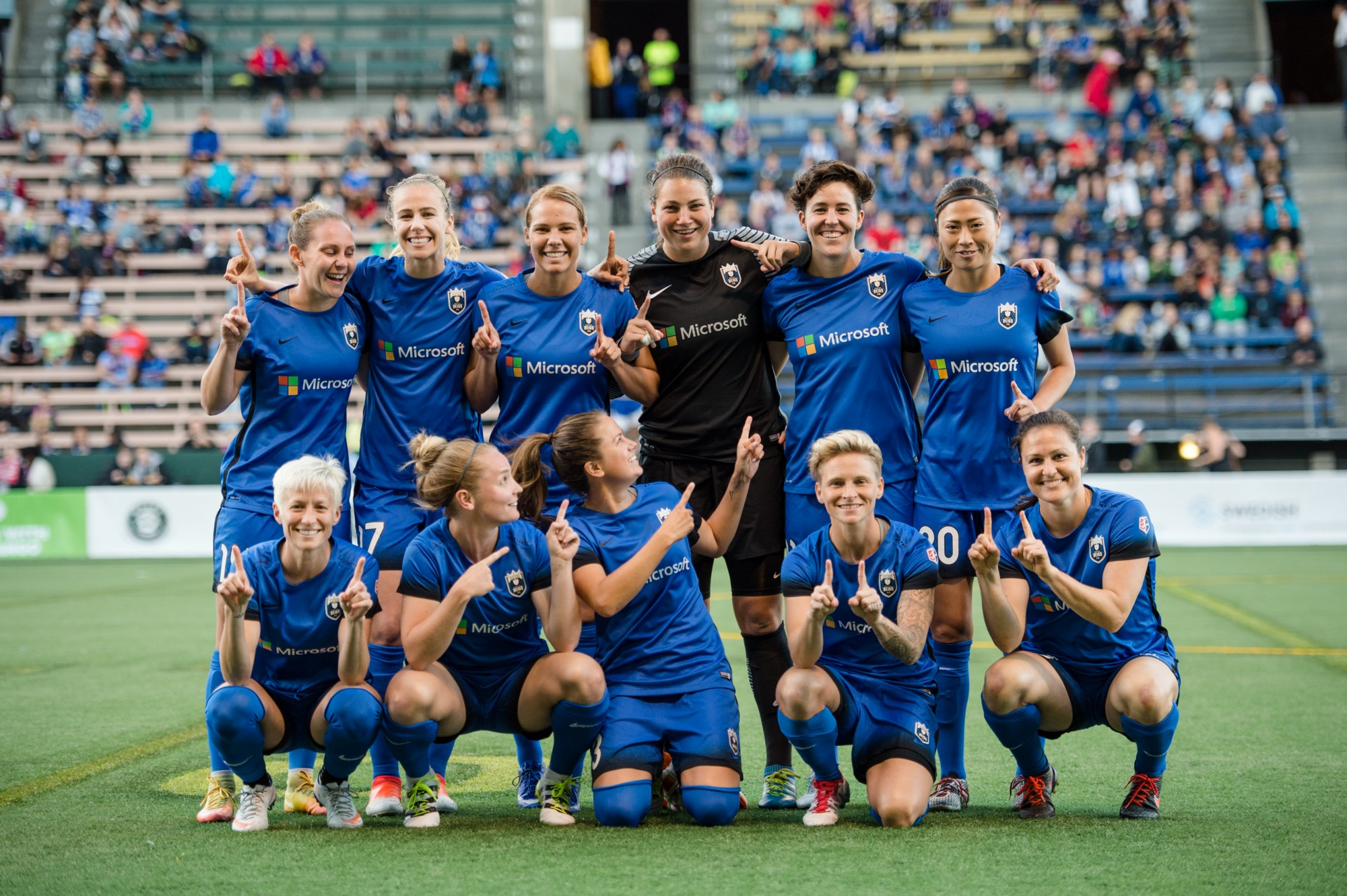 photo essay seattle reign fc 2 washington spirit 0 in front of a crowd of 4 711 fans at memorial stadium seattle reign fc shutout the washington spirit