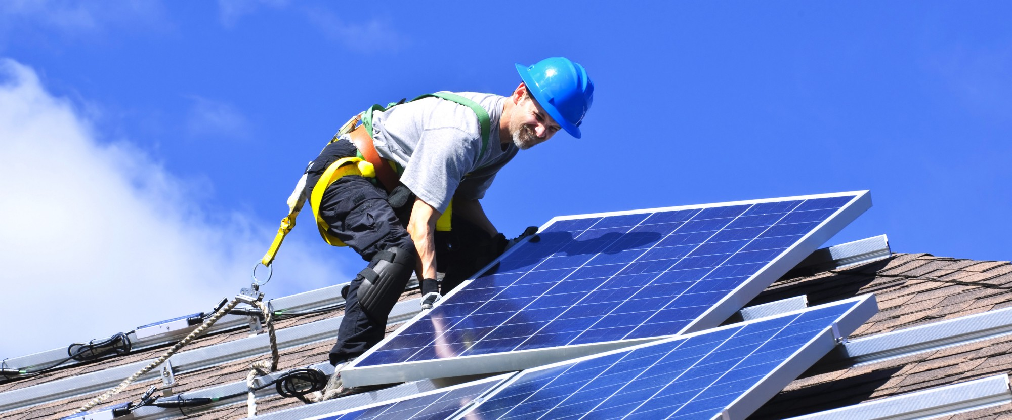 Americans are now twice as likely to work in solar as in coal