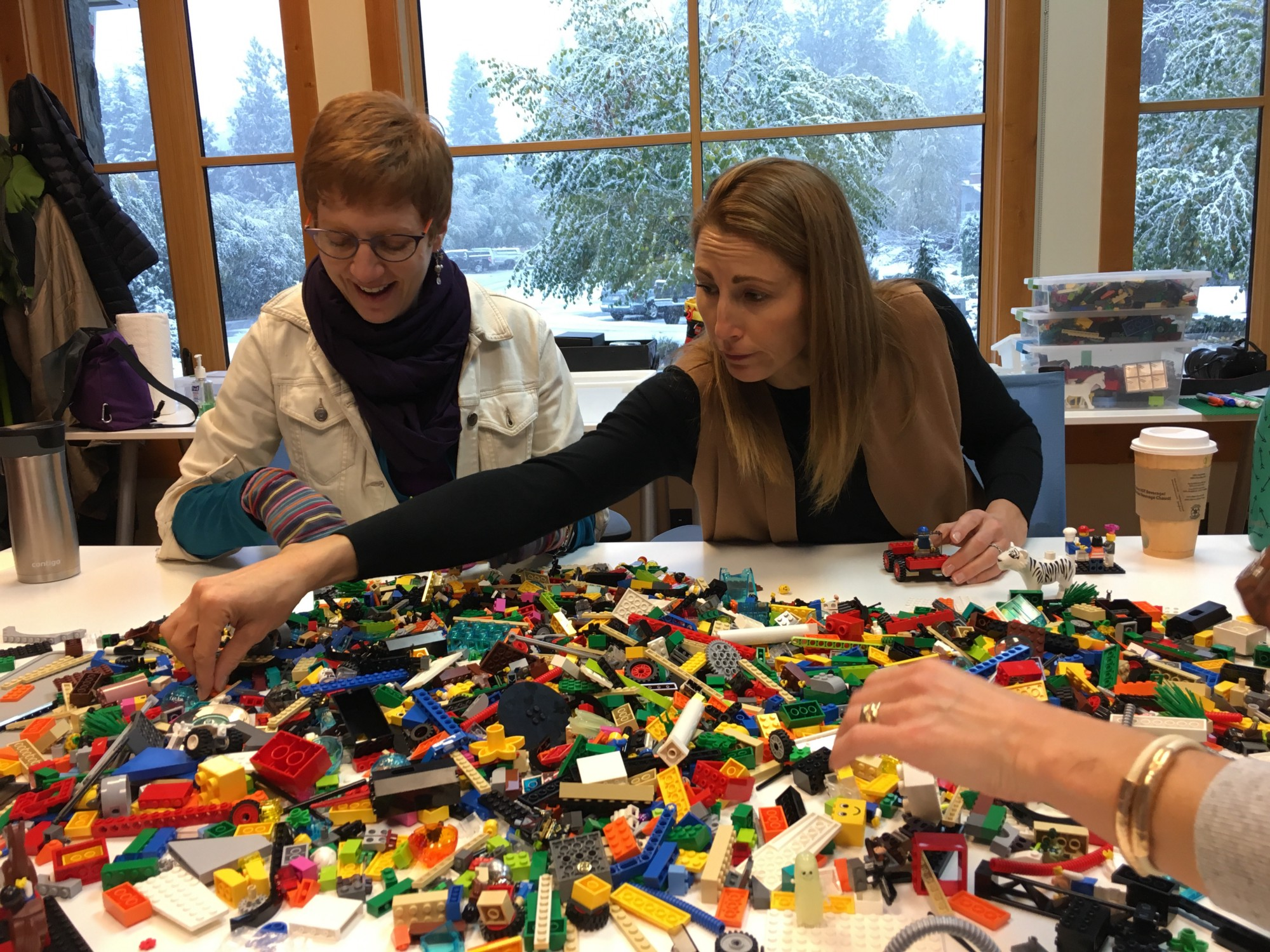 Lego designers: the reason for popularity