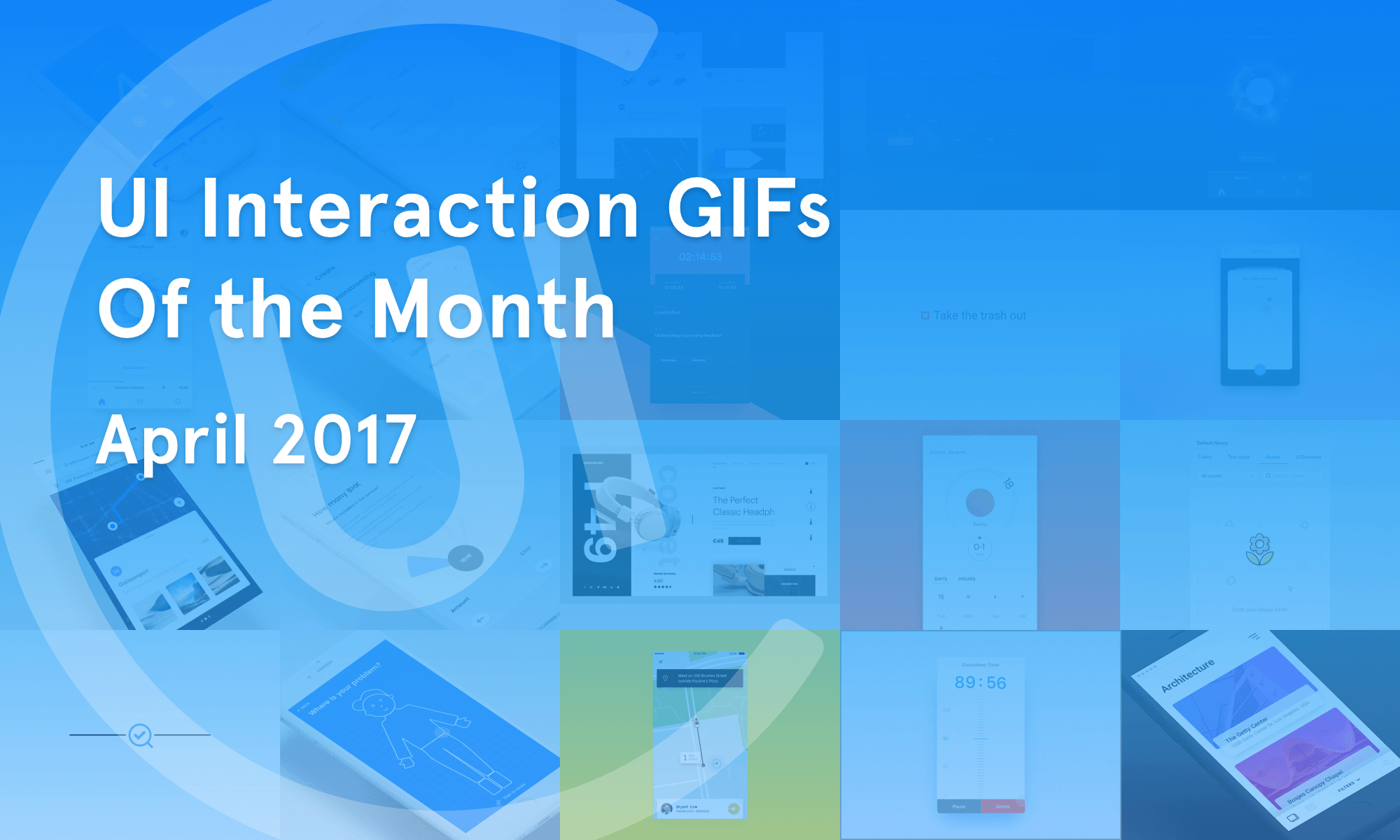 UI Interaction GIFs Of the Month — April 2017 – Collect UI Design ...