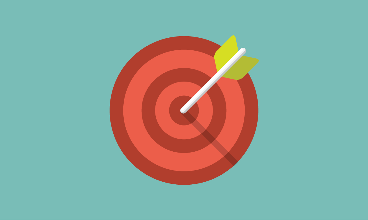How To Create Your Own Flat Styled Target Icon In Illustrator