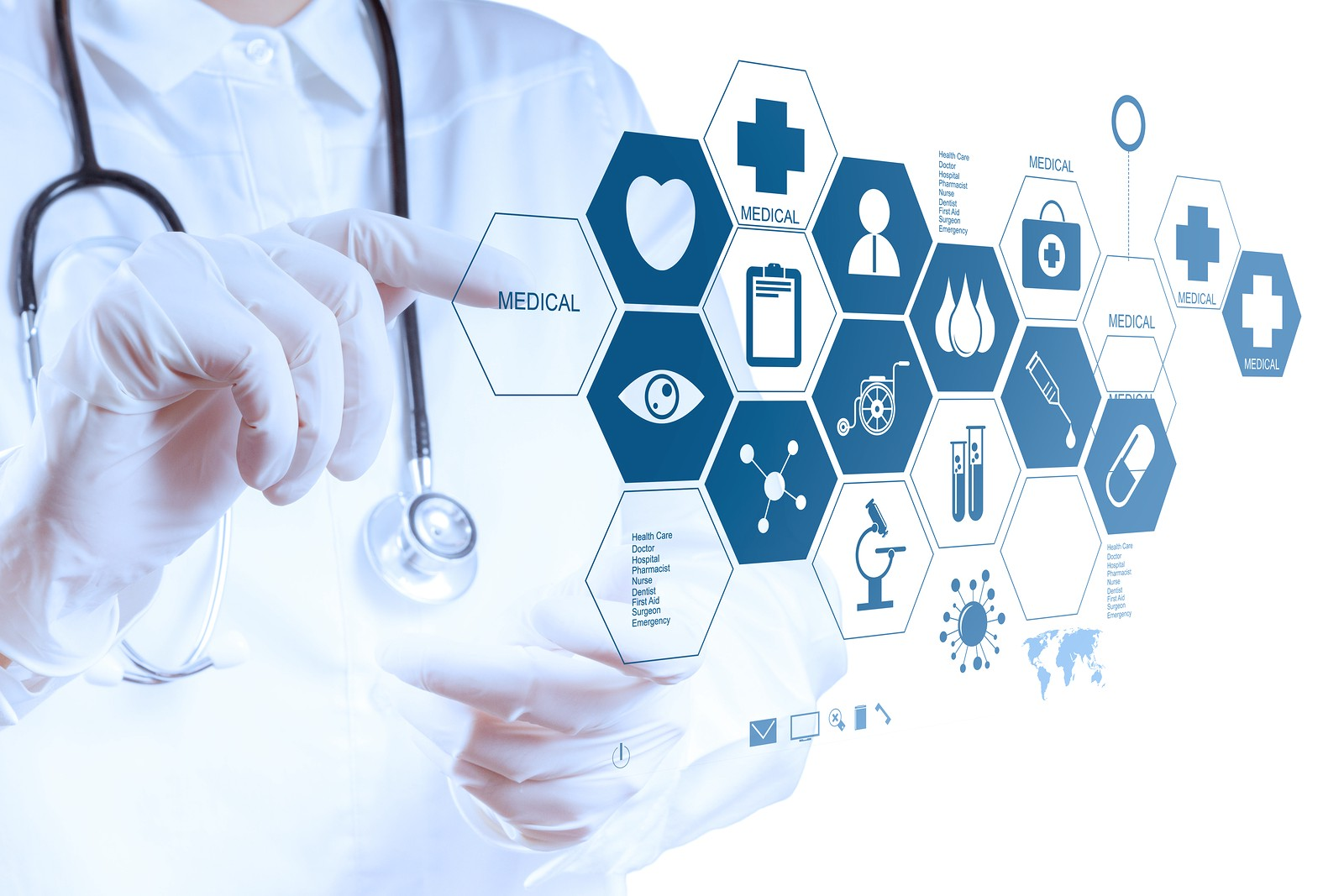 HealthCare: How Technology Impacts The Healthcare Industry