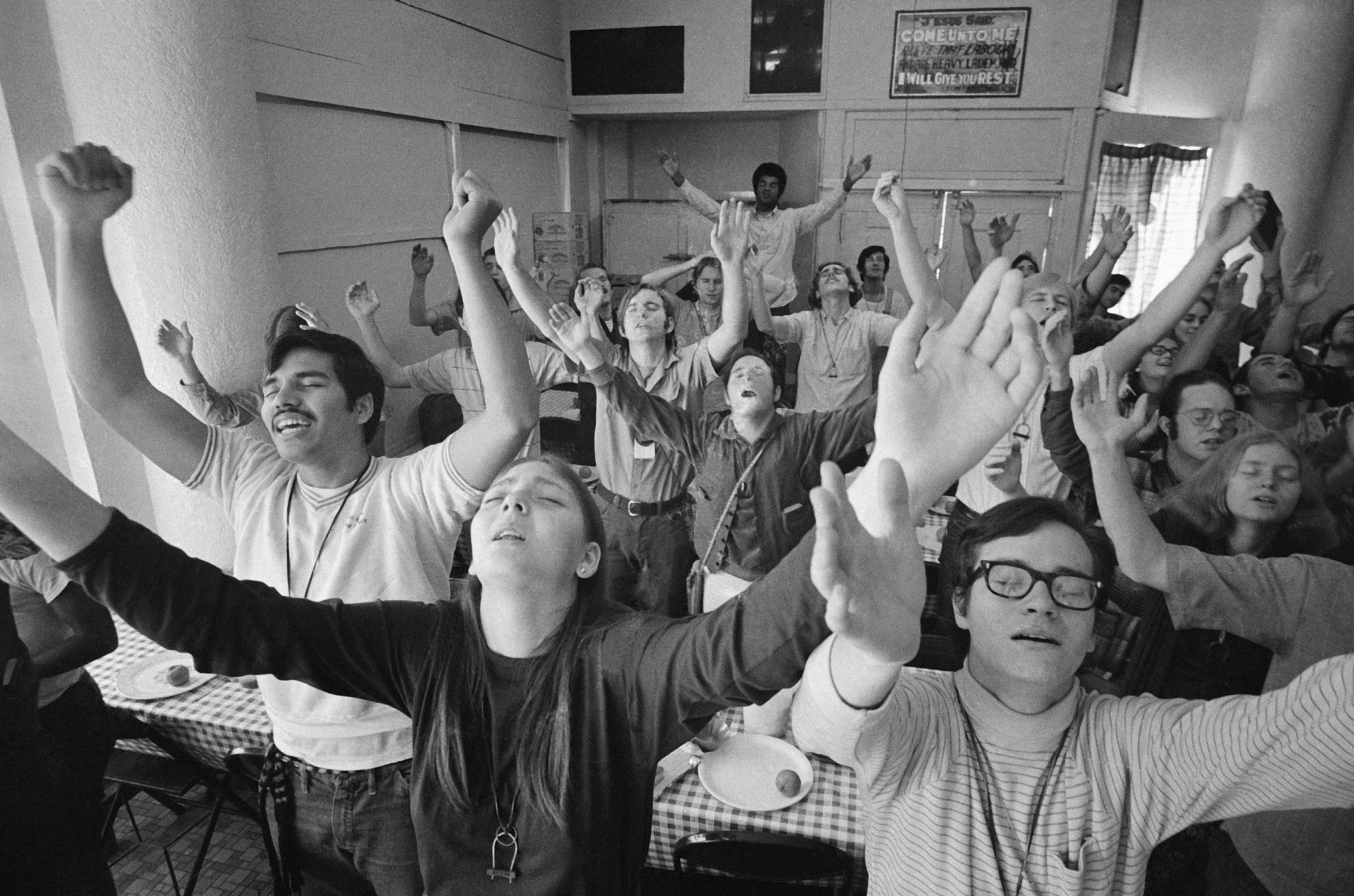 the hippie christian cult that encouraged with children is