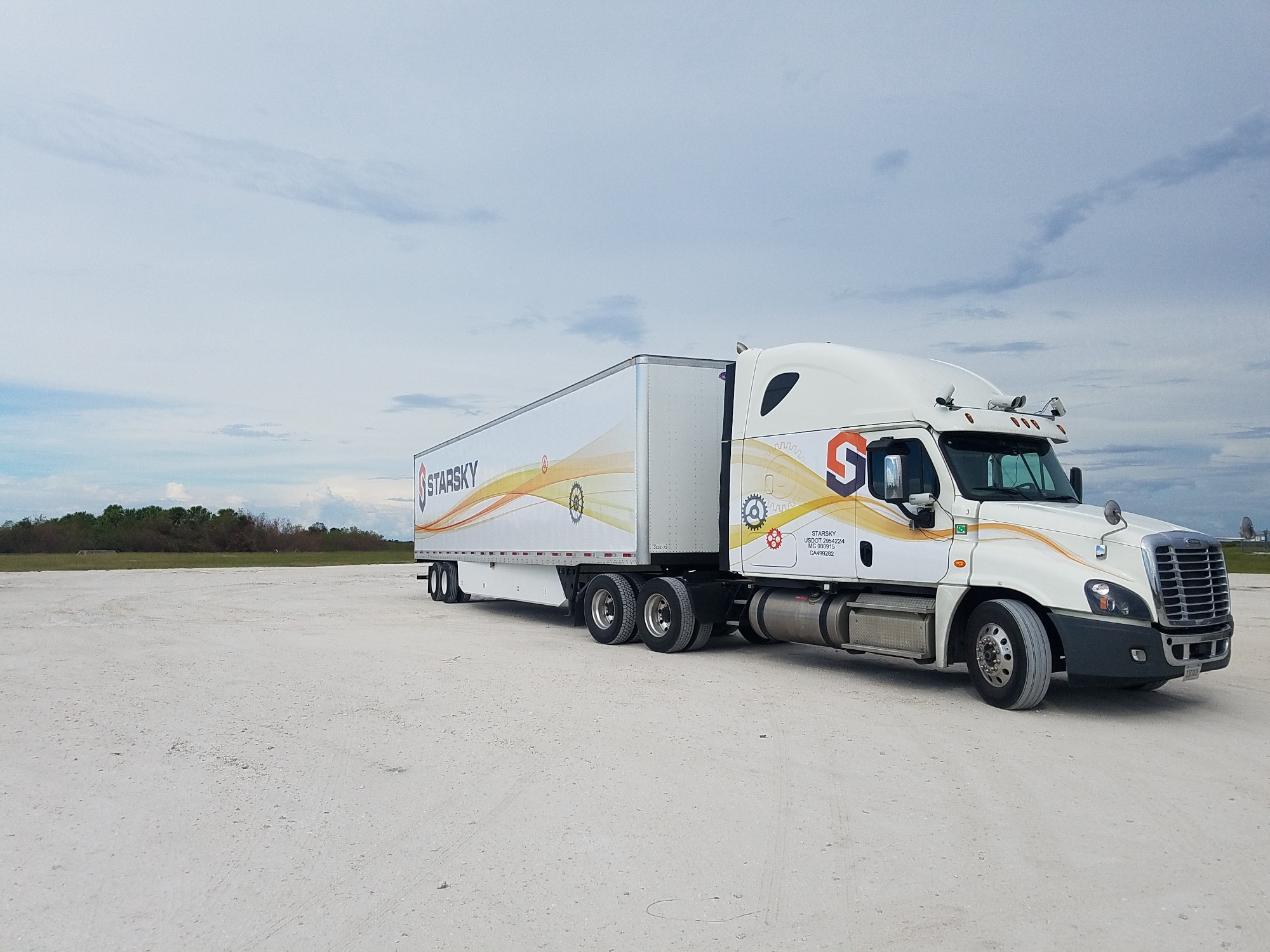 Starsky robotics drove a fully driverless truck and raised 165m photo credit david rorex malvernweather Image collections