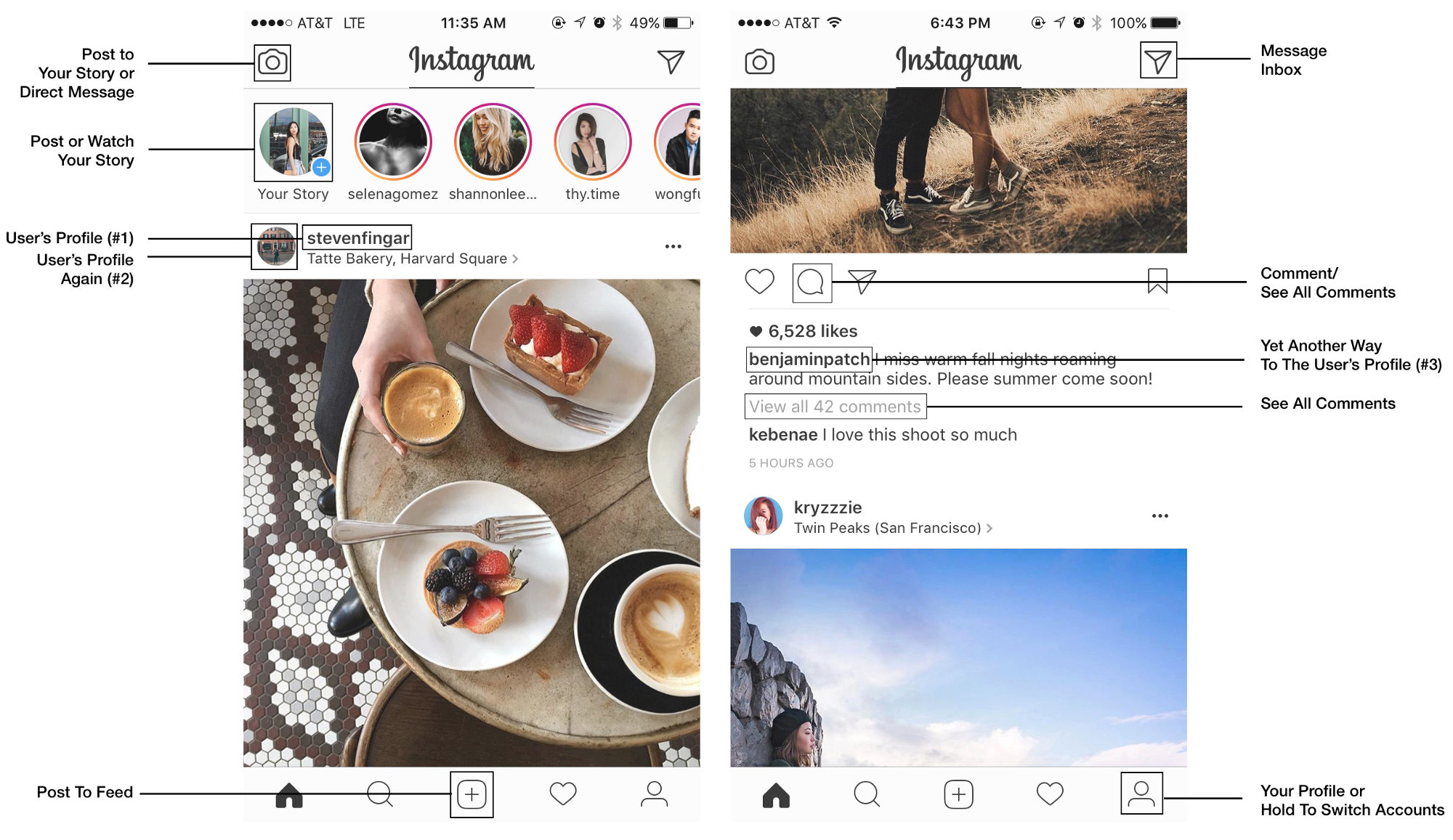 I wanted to see how far I could push myself creatively. So I redesigned Instagram.