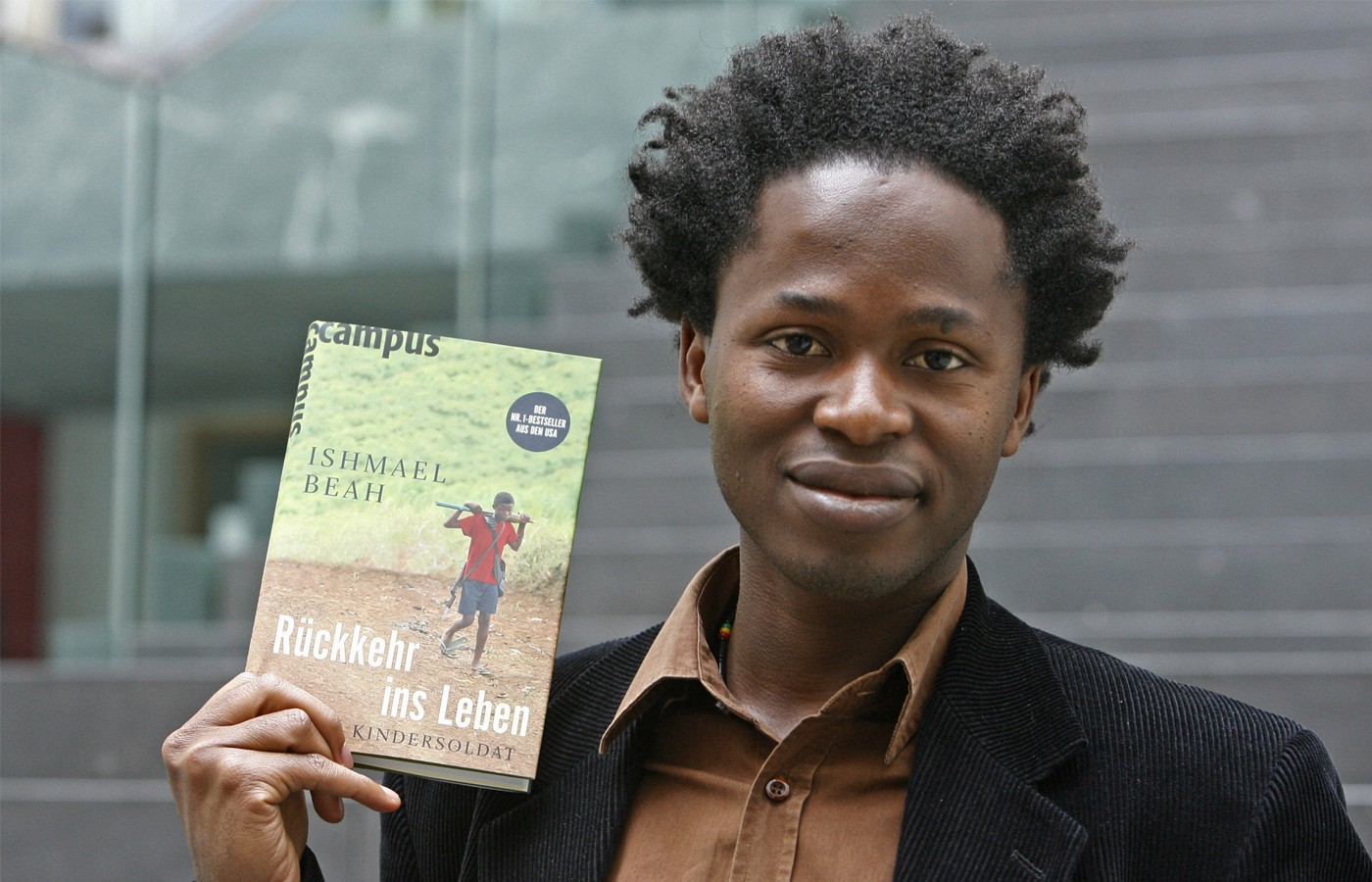 thesis of ishmael Ishmael beah, a long way gone essay sample conflict can be external or internal creating depth in a character and making a very complex journey ishmael beah the author of a long way gone goes through many trials and conflicts that he has to overcome, creating his identity.