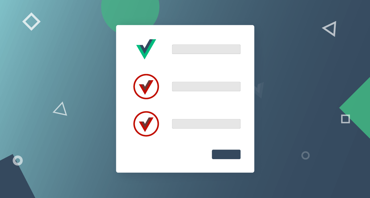 Simple Vue.js Form Validation with Vuelidate