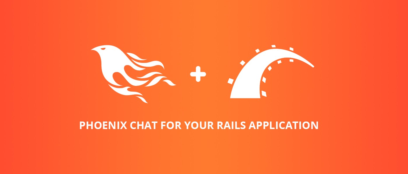Phoenix Chat for your Rails application