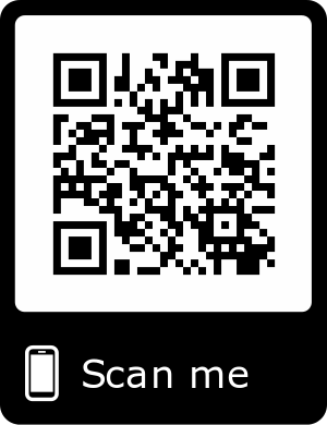 Hack your life how to make your own digital business card qr code for my digital business card colourmoves