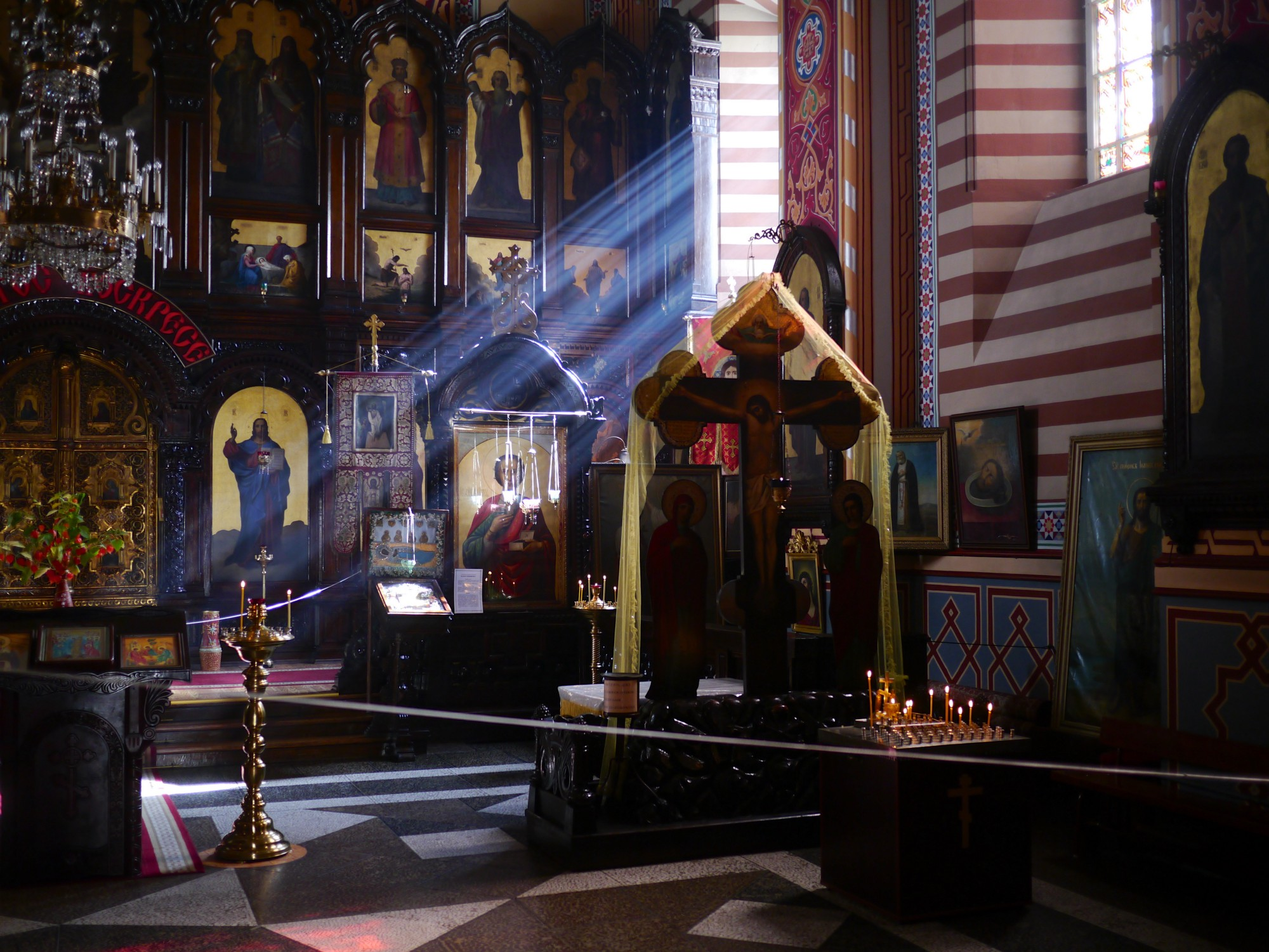 What is God from the point of view of the Christian Orthodox religion