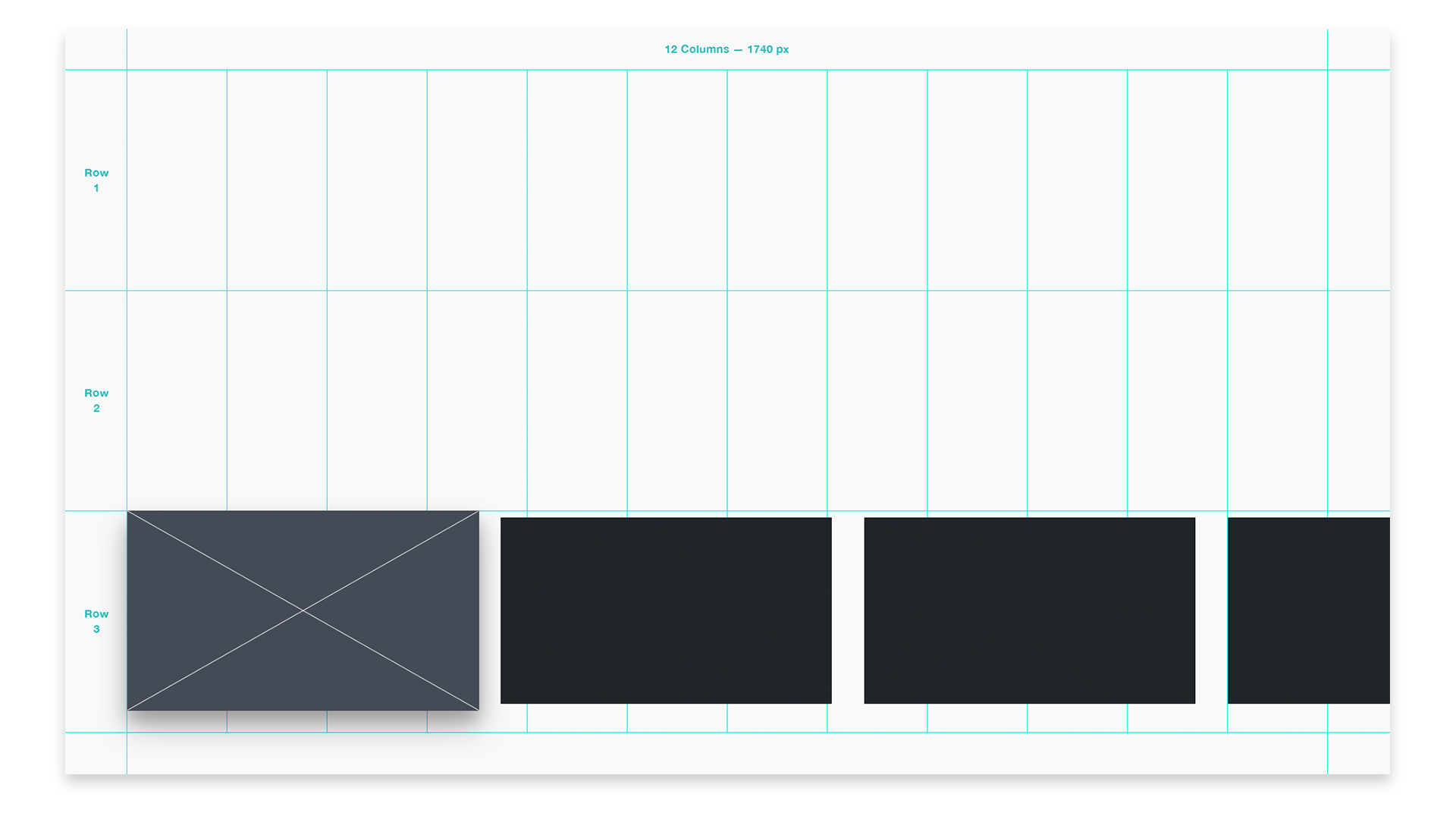 Designing For Television Part 1 This Also Medium Led Tv Diagram Movement Color Remote Our Prototype Lets Recreate A Typical Ui Layout With One Horizontal Row Of Content Well Add Cursor State To The First Item