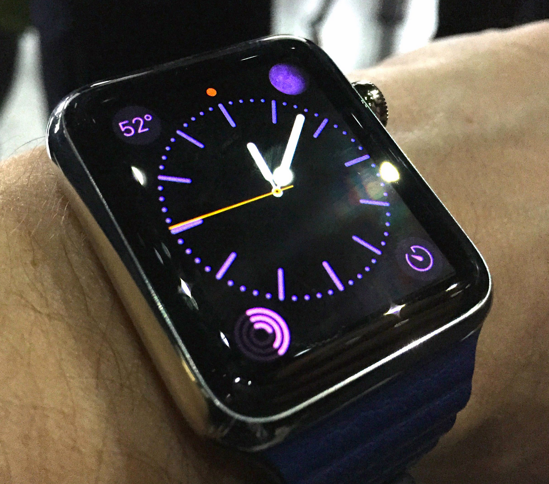 Inconvenient Truths About The Apple Watch