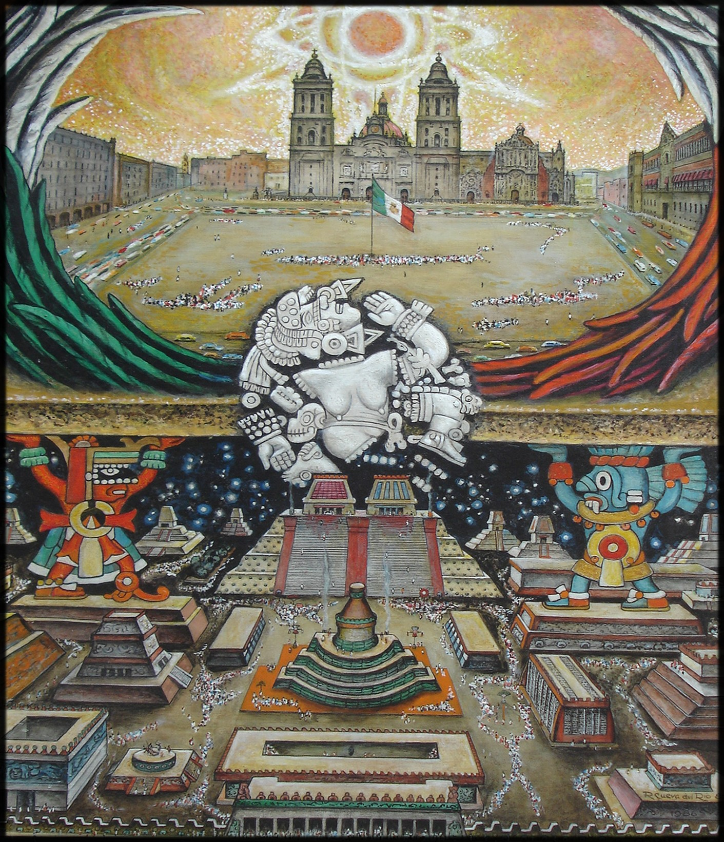 The Fall of Tenochtitlan: Part 1 – The History of Mexico ...