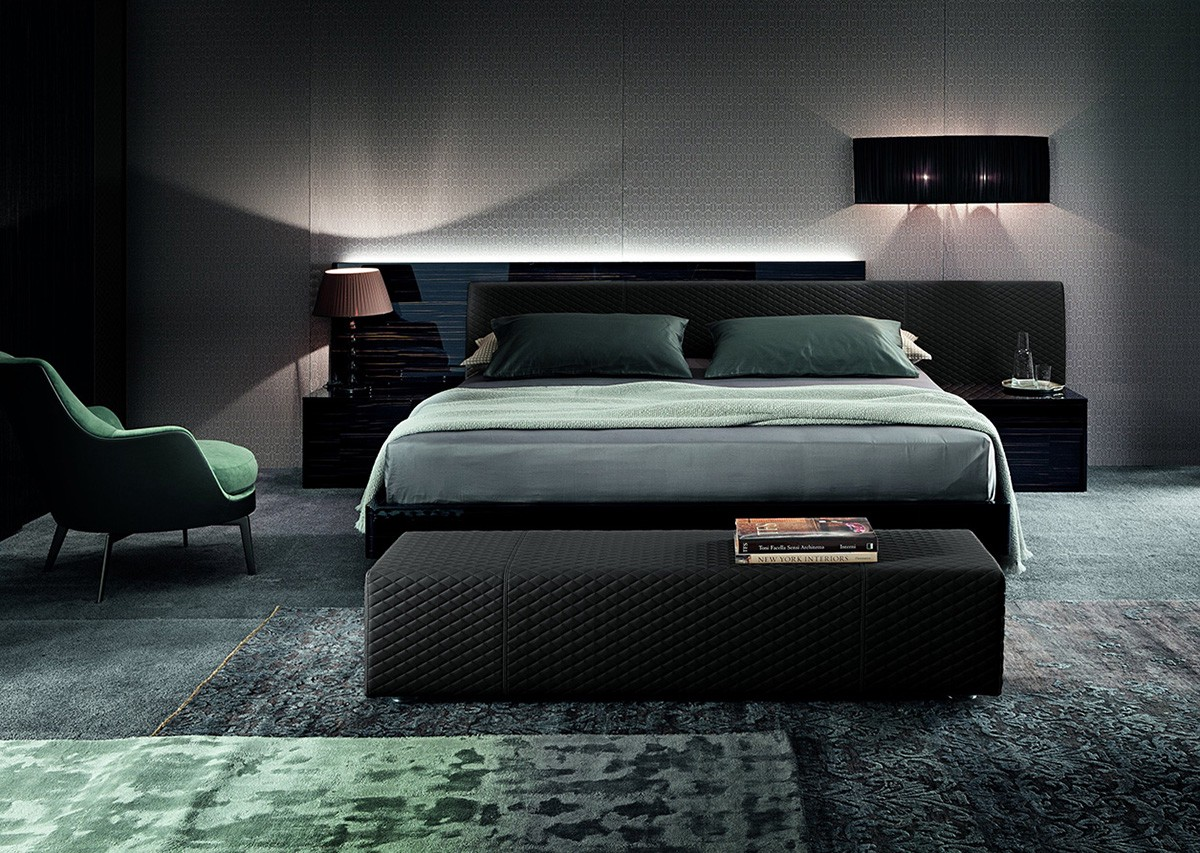 Decide Which Style Fits Your Room Best. It Allows Creating The Perfect Room  Settings And Calm Atmosphere In The Bedroom.