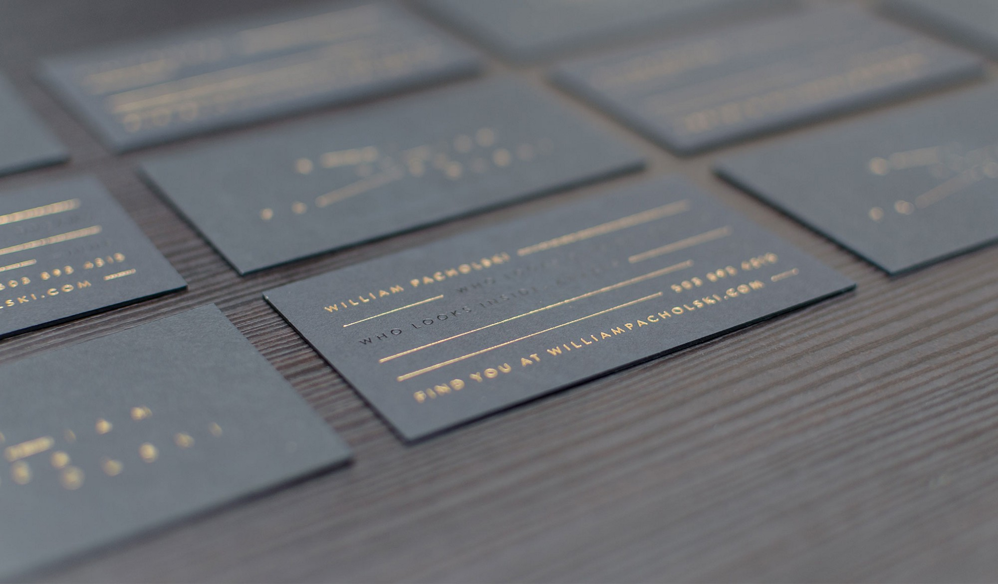 The Art of the Business Card – Nolan Marketti – Medium