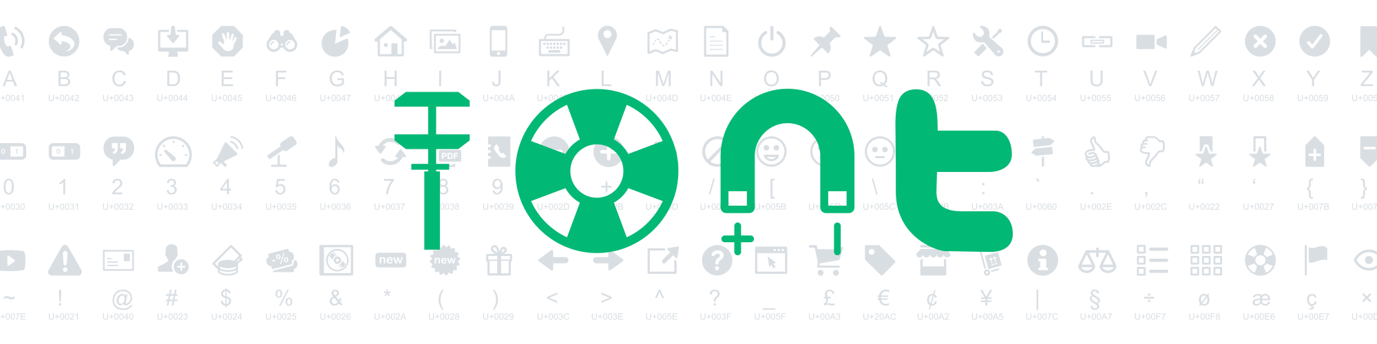 Create your own icon font and how to use it on websites proscons icons by picons buycottarizona Choice Image