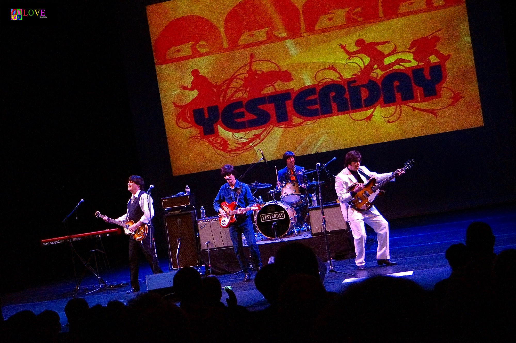 """We Loved Every Minute of It!"" Yesterday, The Beatles Tribute from Las Vegas LIVE! at Toms River's Grunin Center"