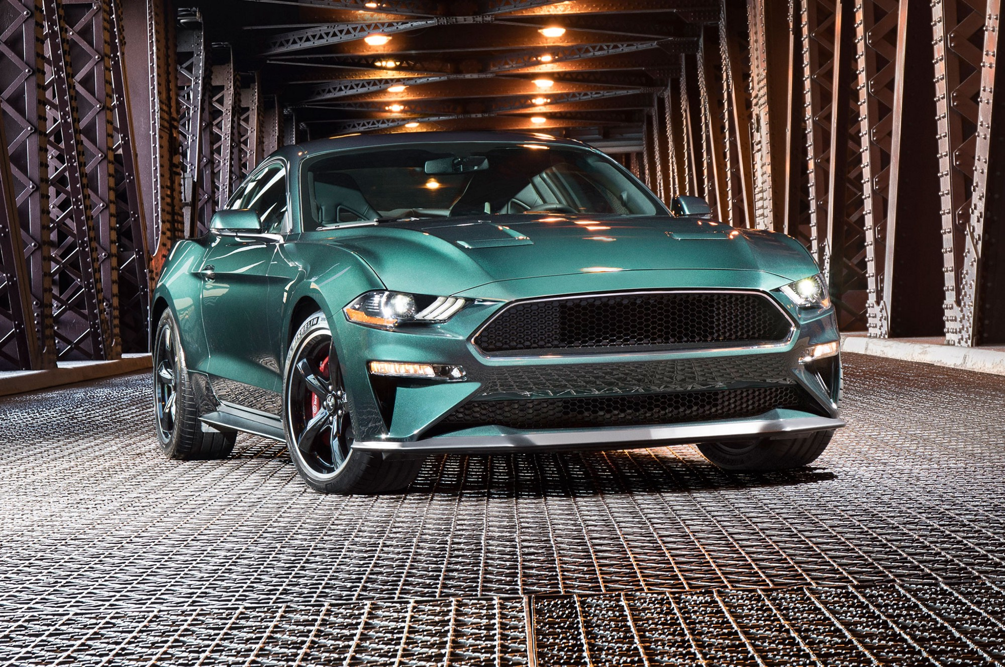 First 2019 Ford Mustang Bullitt Sells for $300 000 – My Classic Garage