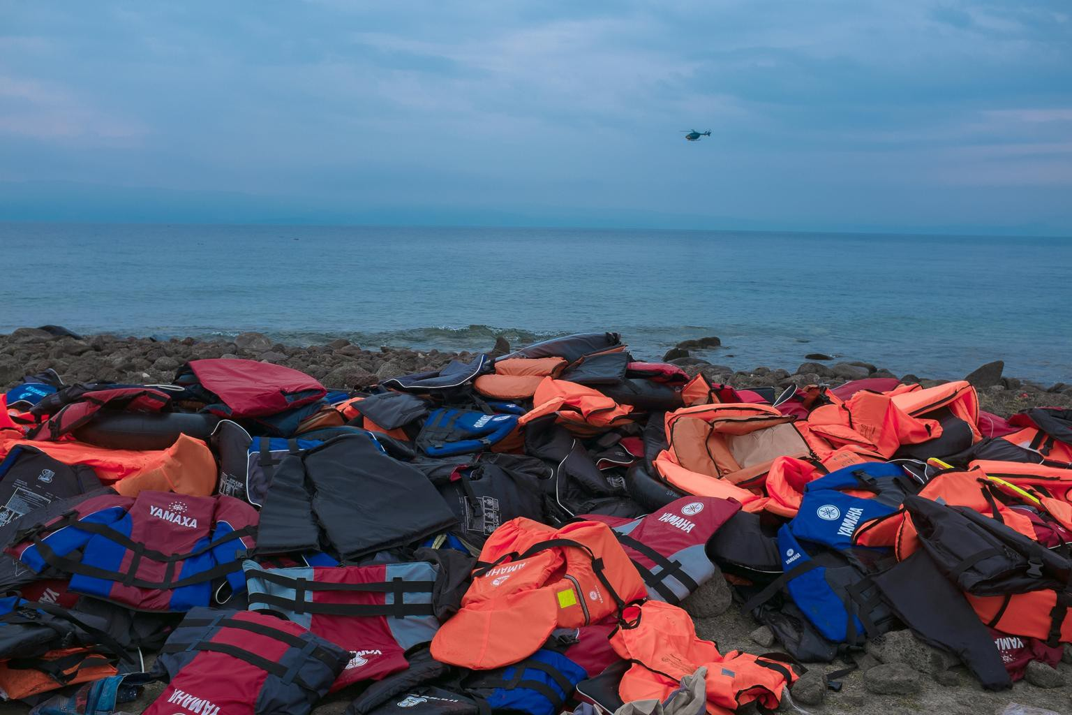 an essay on refugees at sea Seven proposed solutions for the eu refugee crisis  mr abbott has urged europe to follow his example, saying in april that it was the only way to stop migrants and refugees drowning at sea.