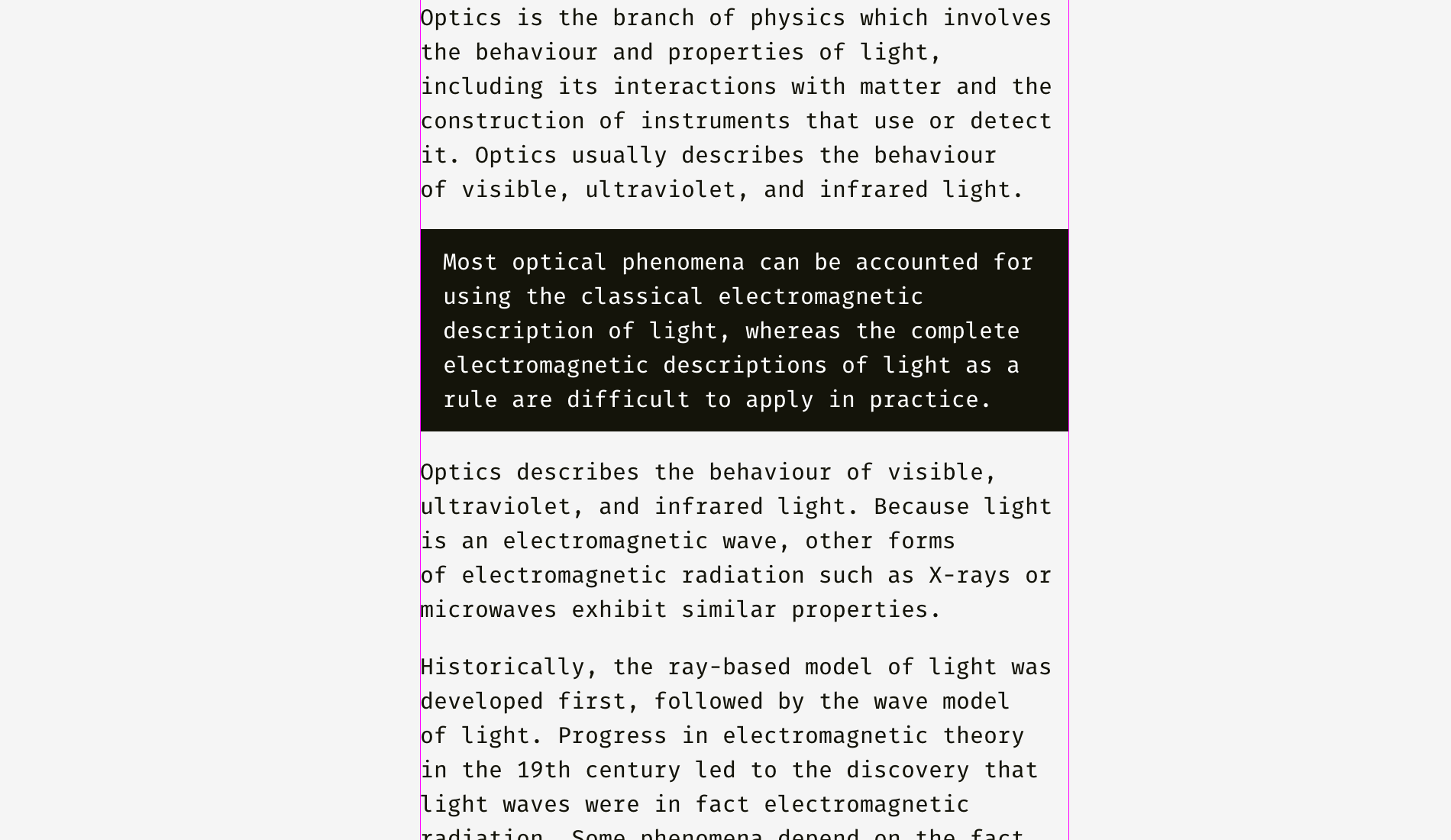 1*d8Xj59bFuVZcRqt9xiejAg Optical Effects in User Interfaces (for True Nerds)