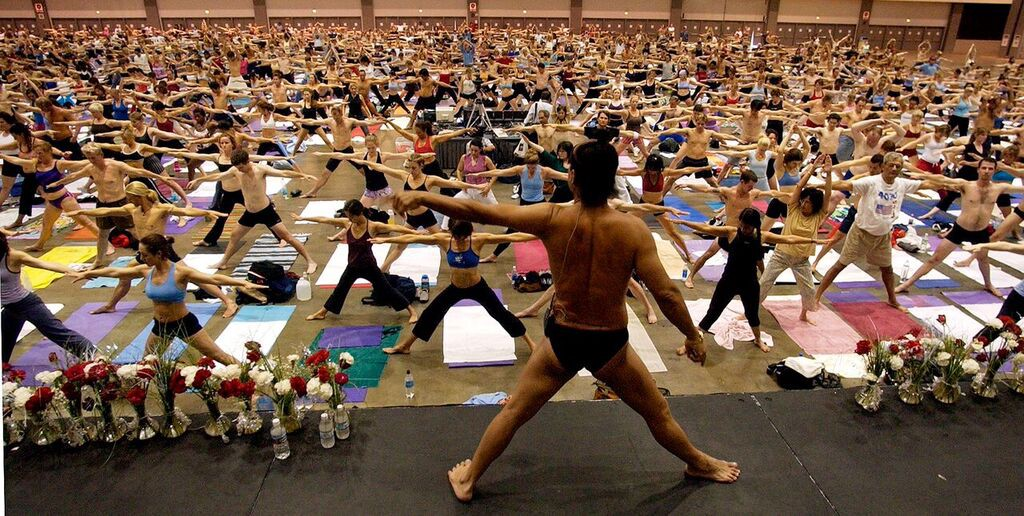 Famous yoga teachers have long been accused of sexual transgressions