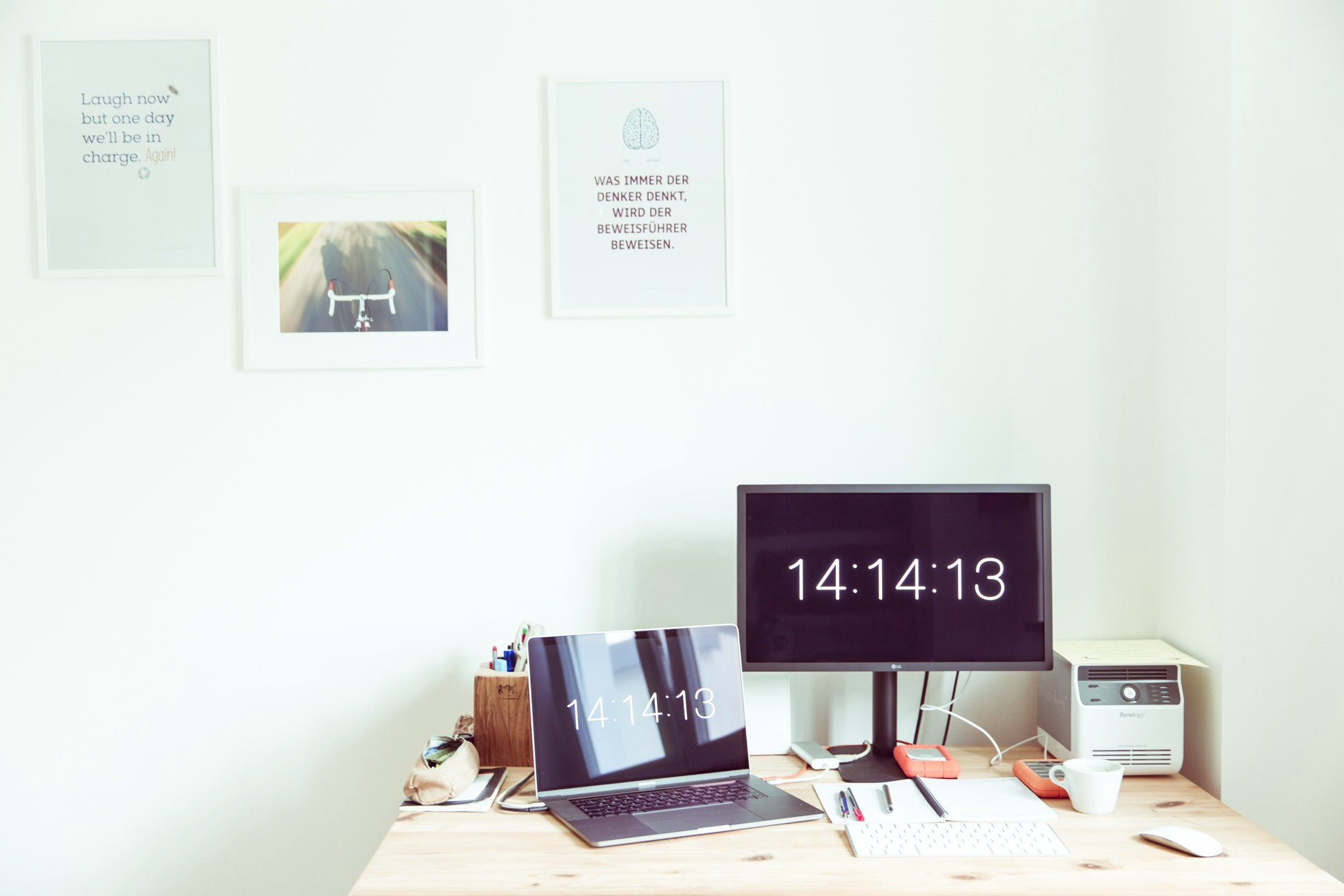 How to Stop Thinking About Work at Home