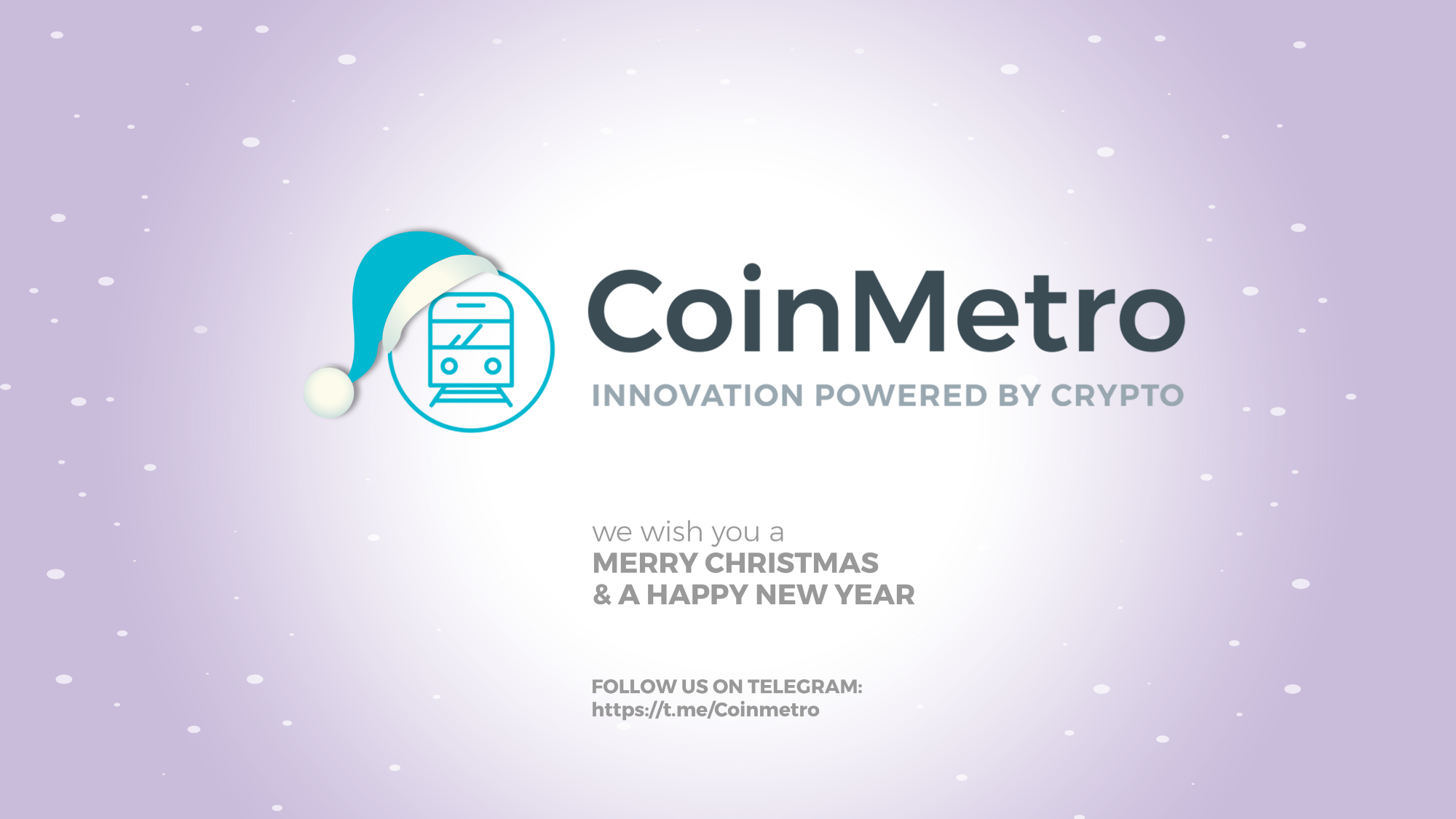 Happy Holidays From CoinMetro – CoinMetro – Medium