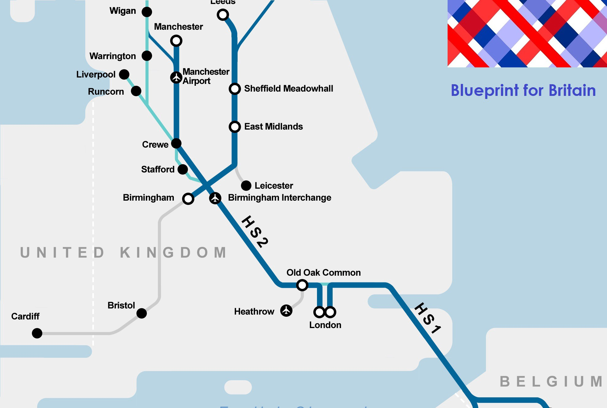 Blueprint for britain hs2 could be our ticket to success malvernweather Images