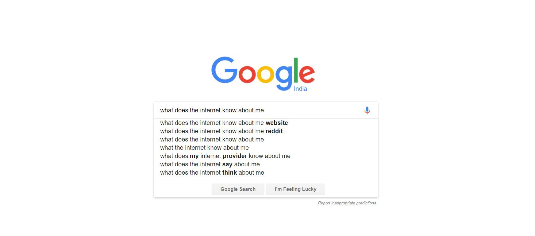 Importance of internet privacy