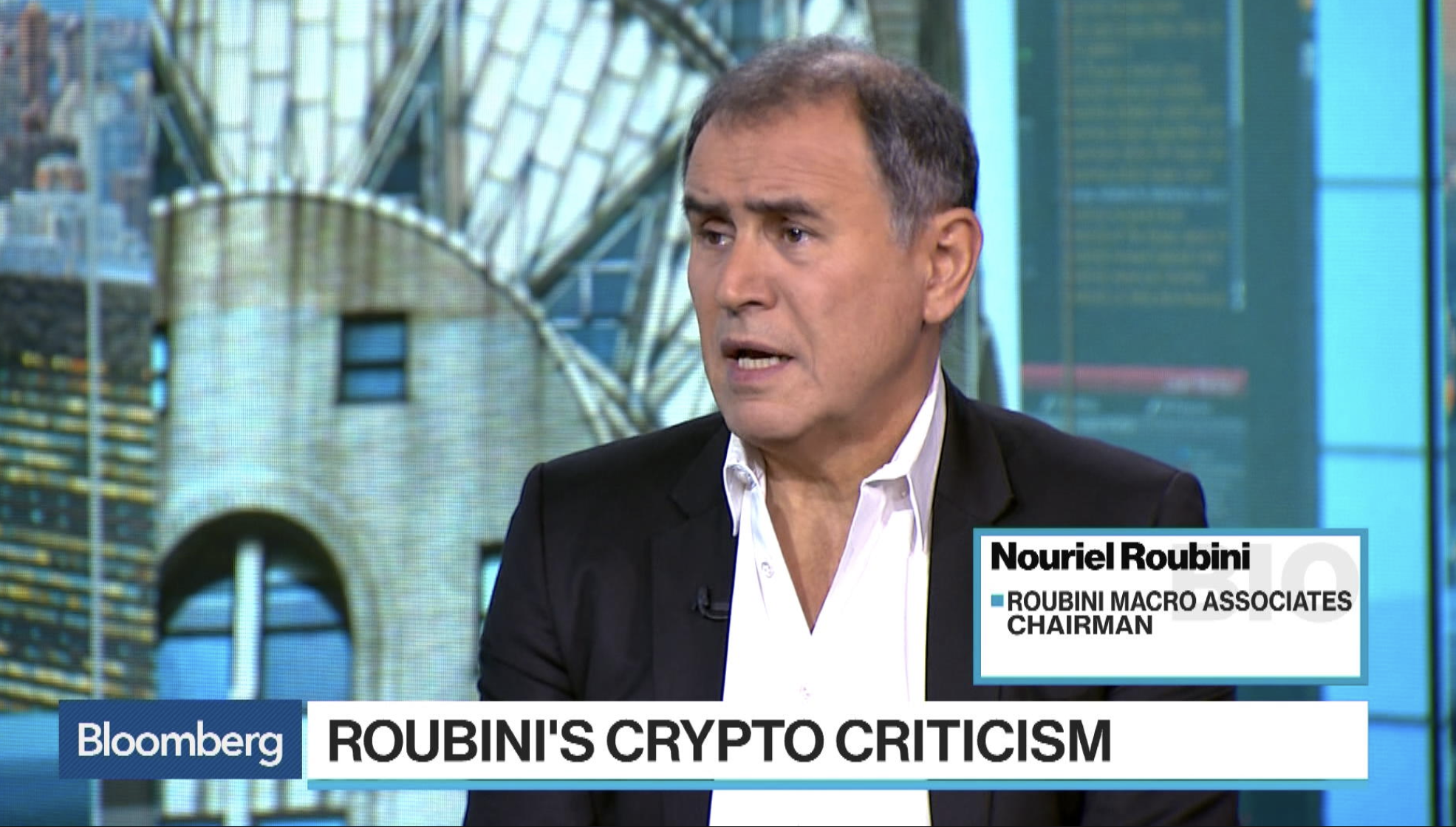 The 10 Stupidest Things Nuriel Roubini Said In His Testimony To The US Senate Committee on Banking