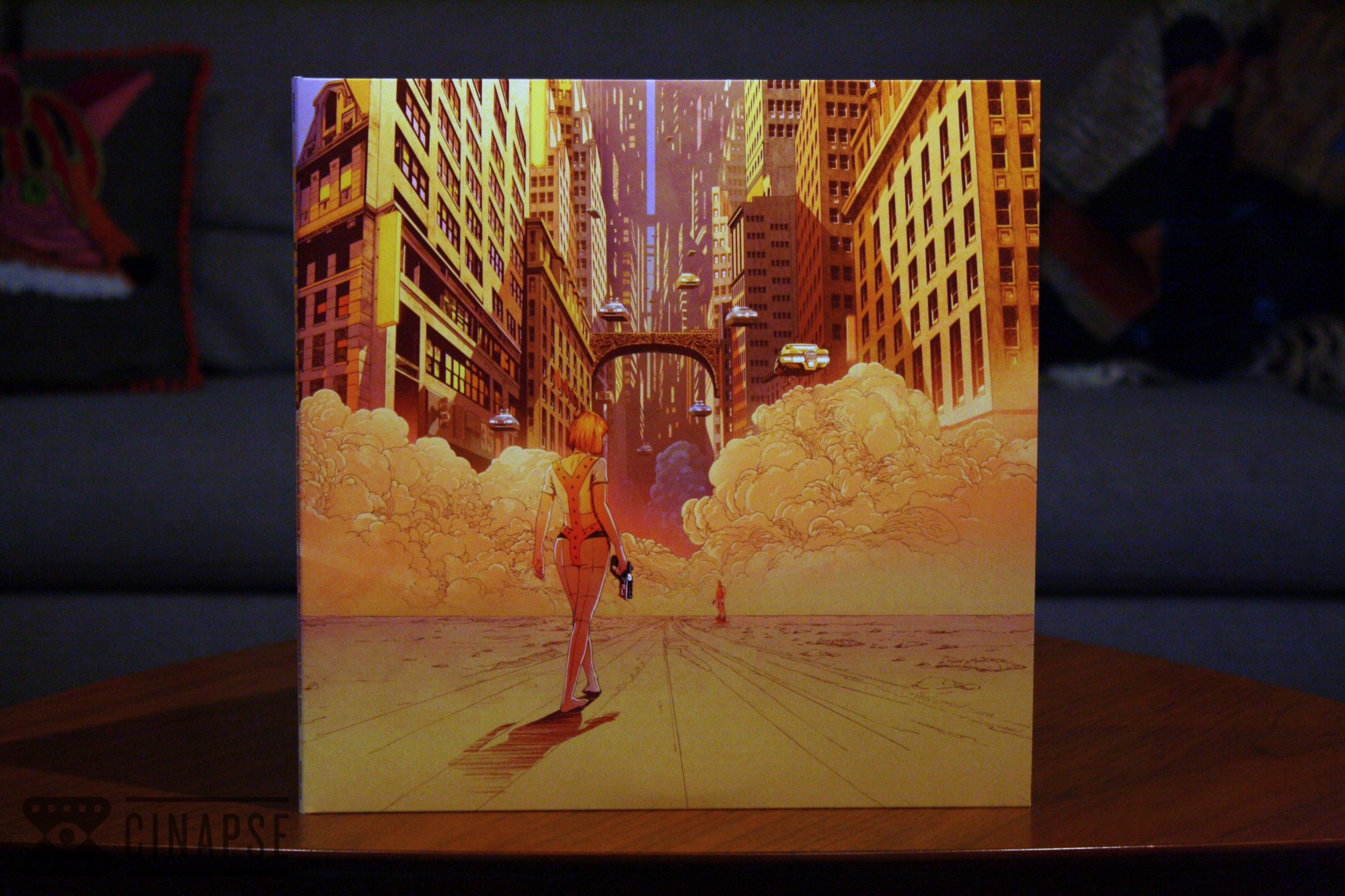 Spinema Issue 10 Mondo S The Fifth Element Vinyl Review