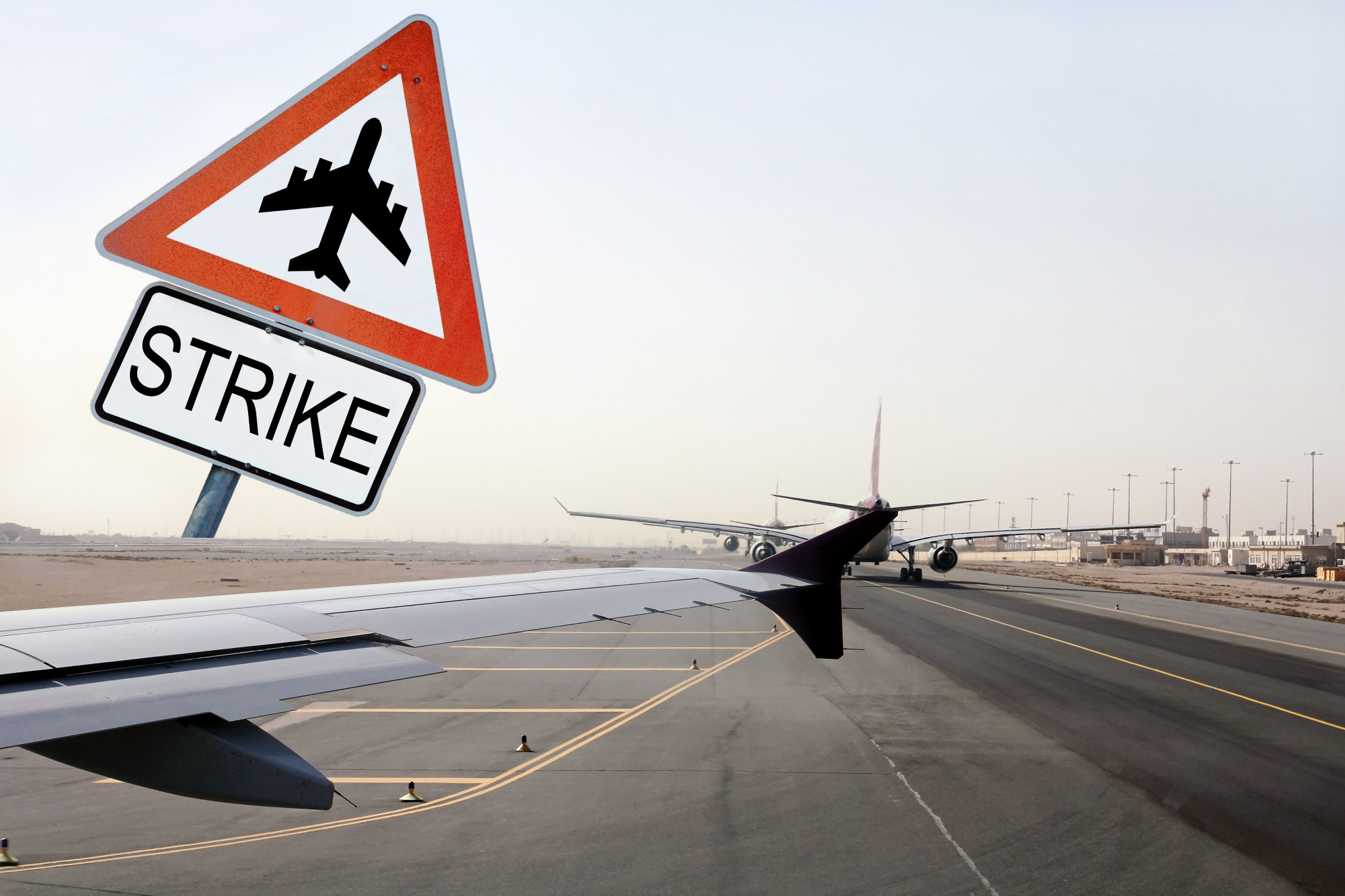 What we did not know about flights and airplanes
