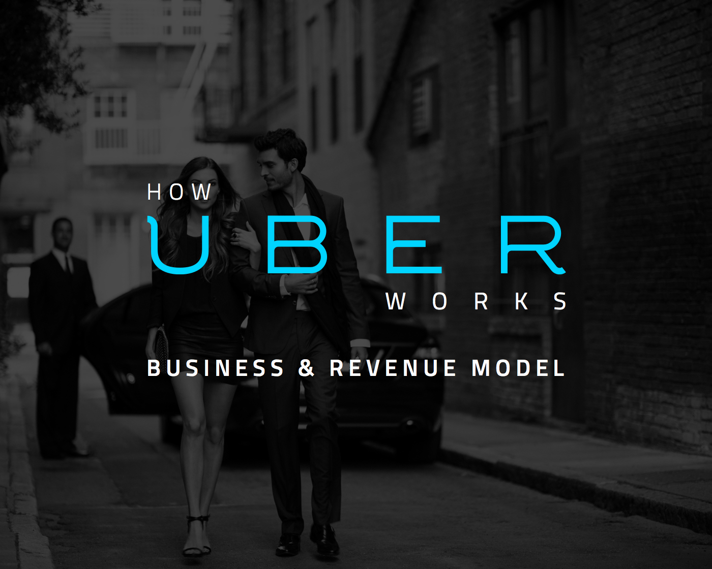 How Uber Works: Insights into Business & Revenue Model - photo#12