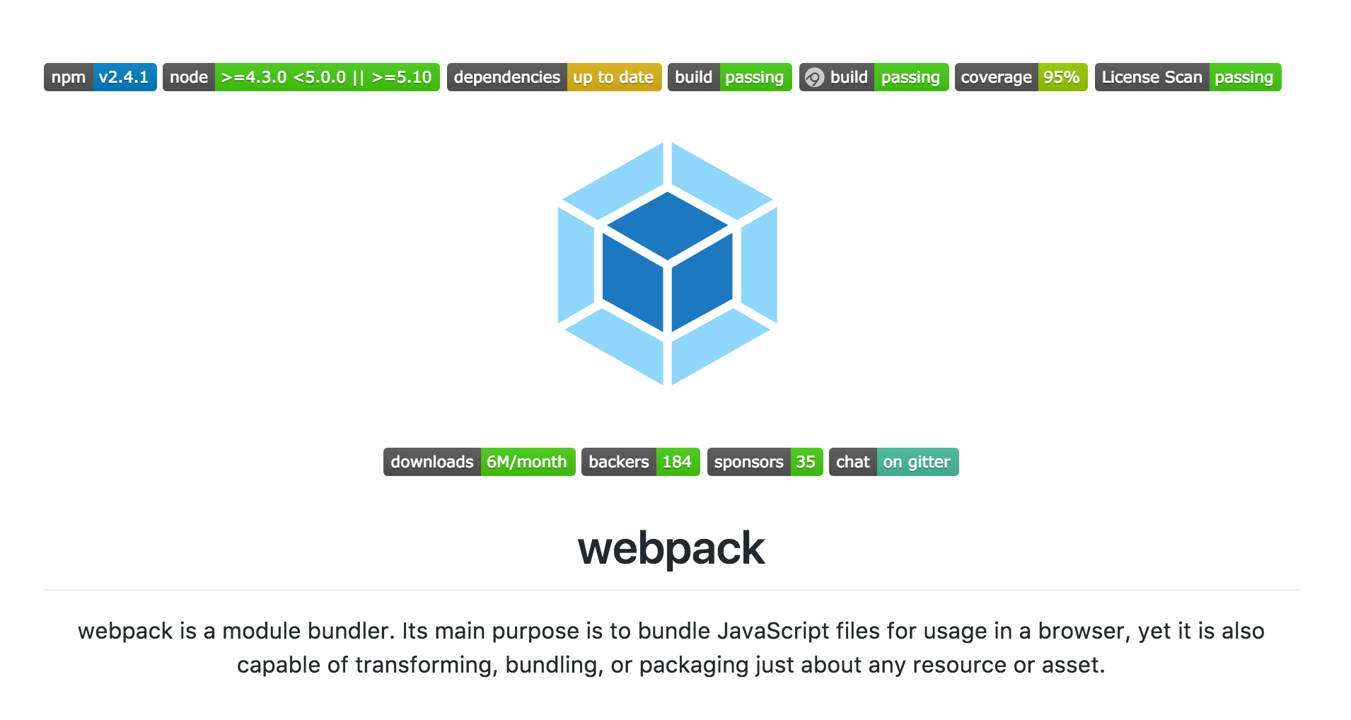 How to setup webpack 20 from scratch in 2017 part iii since its day off for us estonians im going to use it in a productive way and go ahead carry on our webpack journey ccuart Gallery