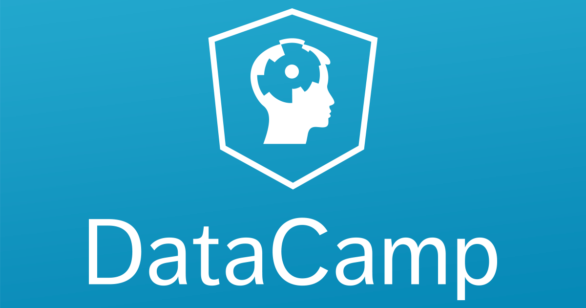 datacamp offers several machine learning courses