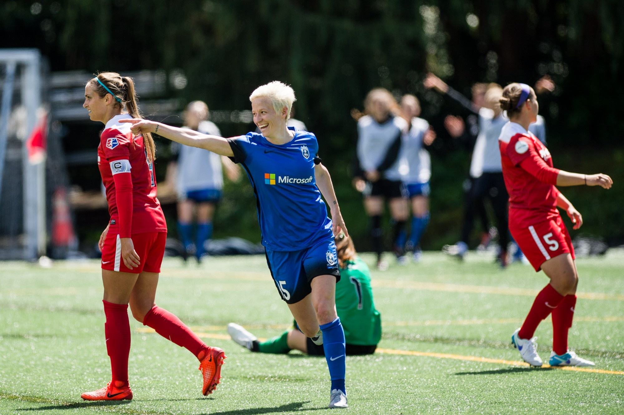 seattle reign fc team awards 2017 golden boot thebold seattle