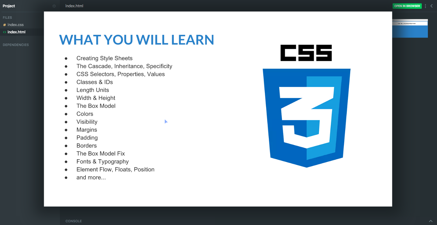 Want To Learn Css Heres Our Free 20 Part Course Freecodecamp