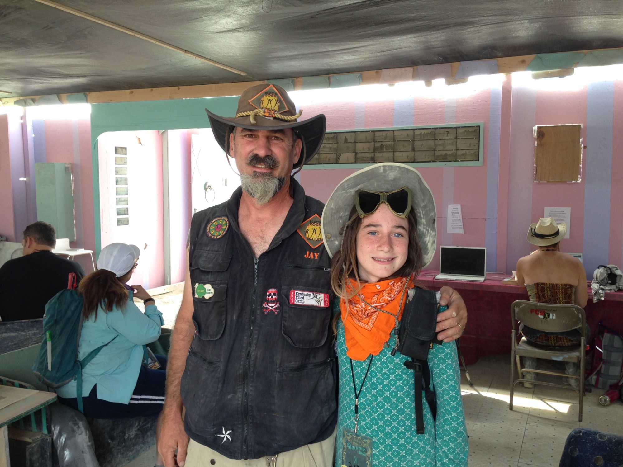 Why Parents Bring Their Kids To Burning Man