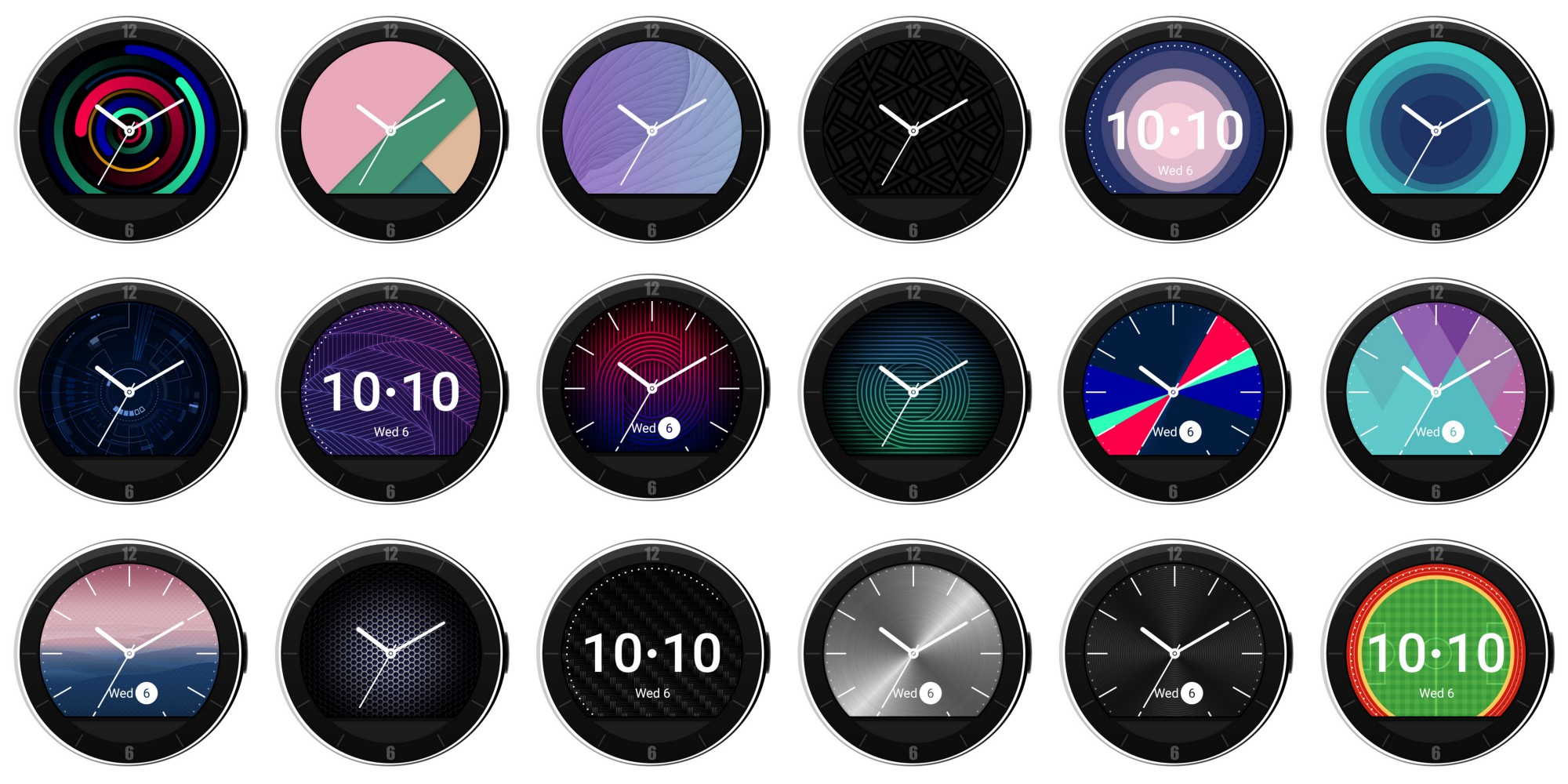 Alcatel Watch UX Collective