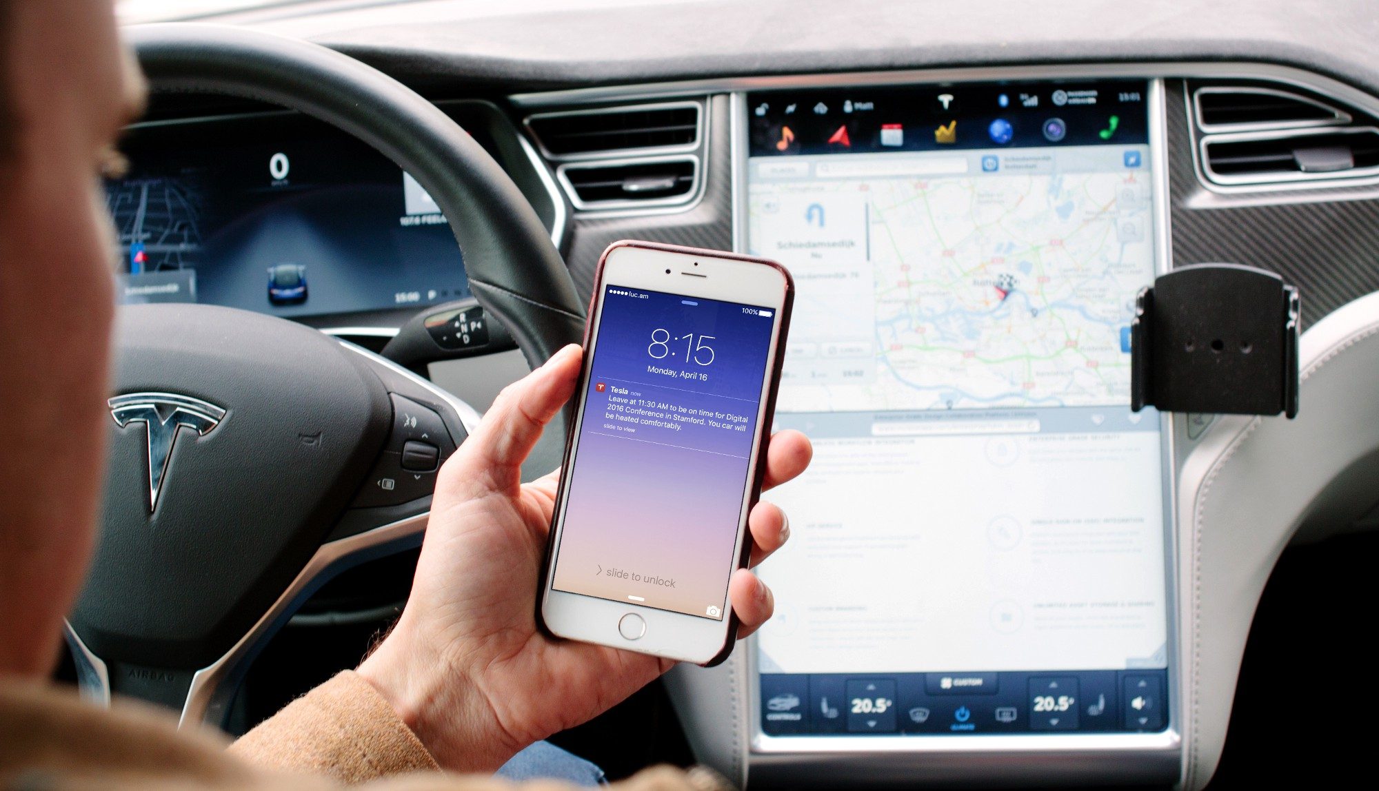 What we learned designing a car user experience