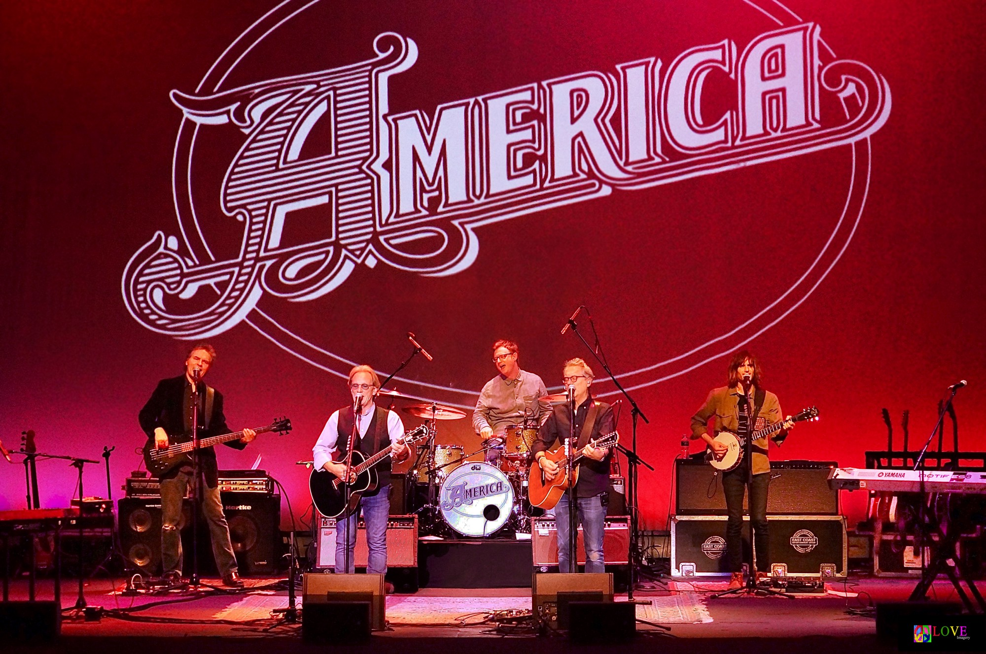 """The Soundtrack of My Life"" America LIVE at BergenPAC"