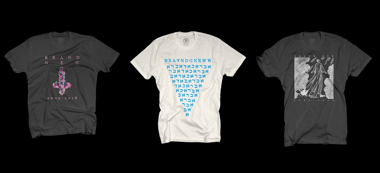 Lyric brand new you won t know lyrics : Eight Bands To Check Out That Sound Like Brand New – Cloud Walkers ...