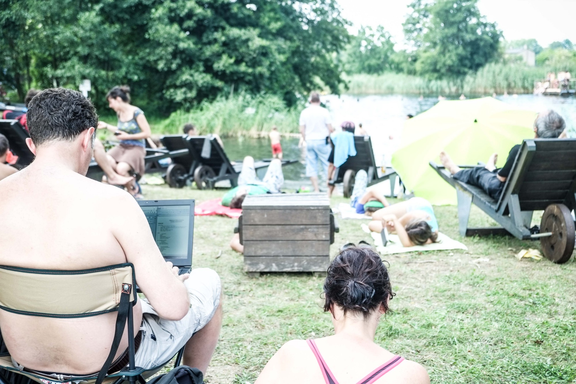 Hosted speeches are held in big tents and conducted in English as well as German. Each participant may pitch a tent and connect to a fast internet ... & When you are at CHAOS COMMUNICATION CAMP in Berlin u2013 Dailylaurel ...